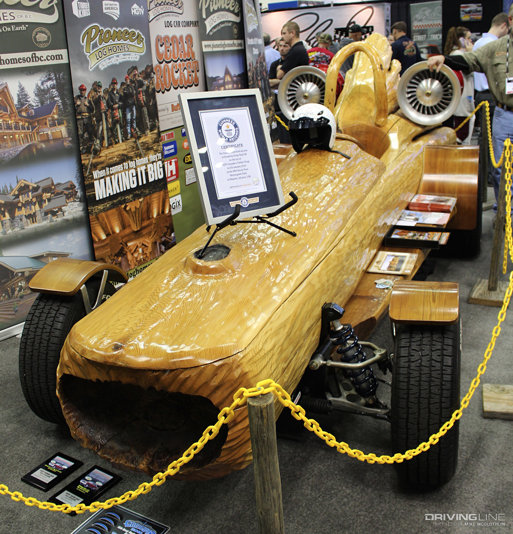 Top 10 Fastest Car In The Word: 2016 PRI Trade Show: The Fastest Of Fast Cars, Part 2