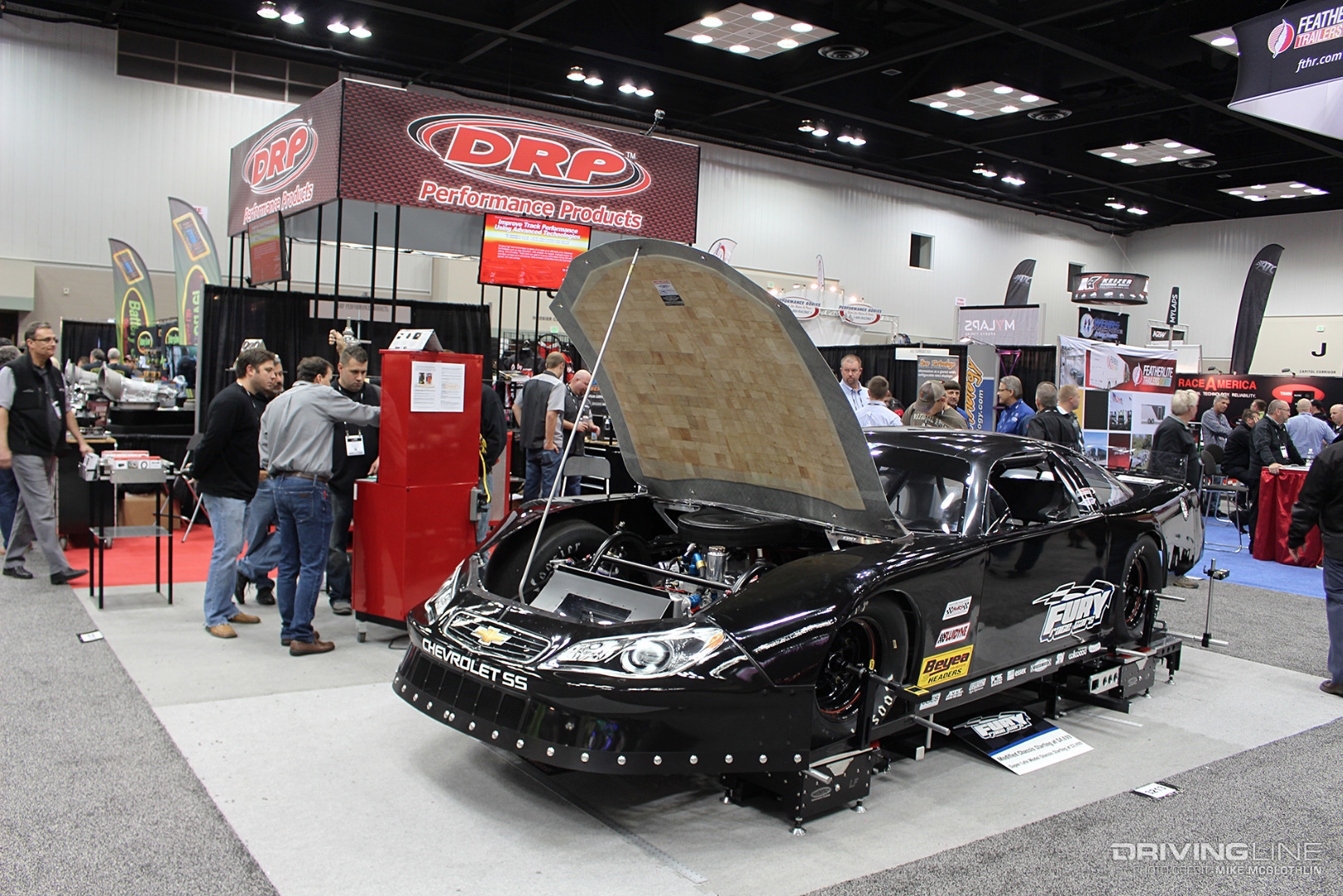 Fastest Diesel Truck >> 2016 PRI Trade Show: The Fastest of Fast Cars, Part 2 ...