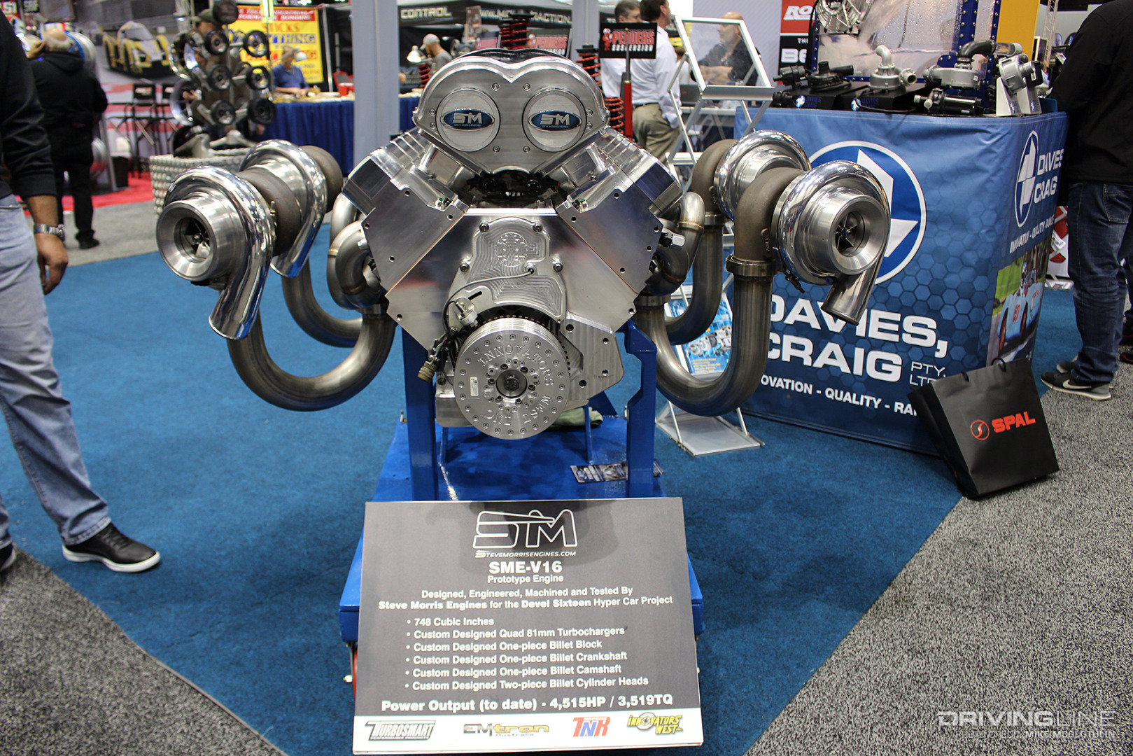 Pri 2016 Competition Killing Engines And Rare Parts