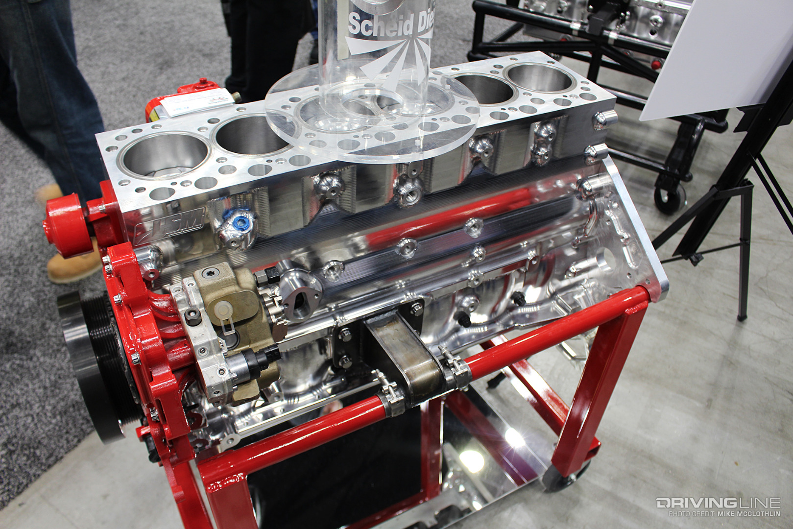PRI 2016: Competition-Killing Engines and Rare Parts