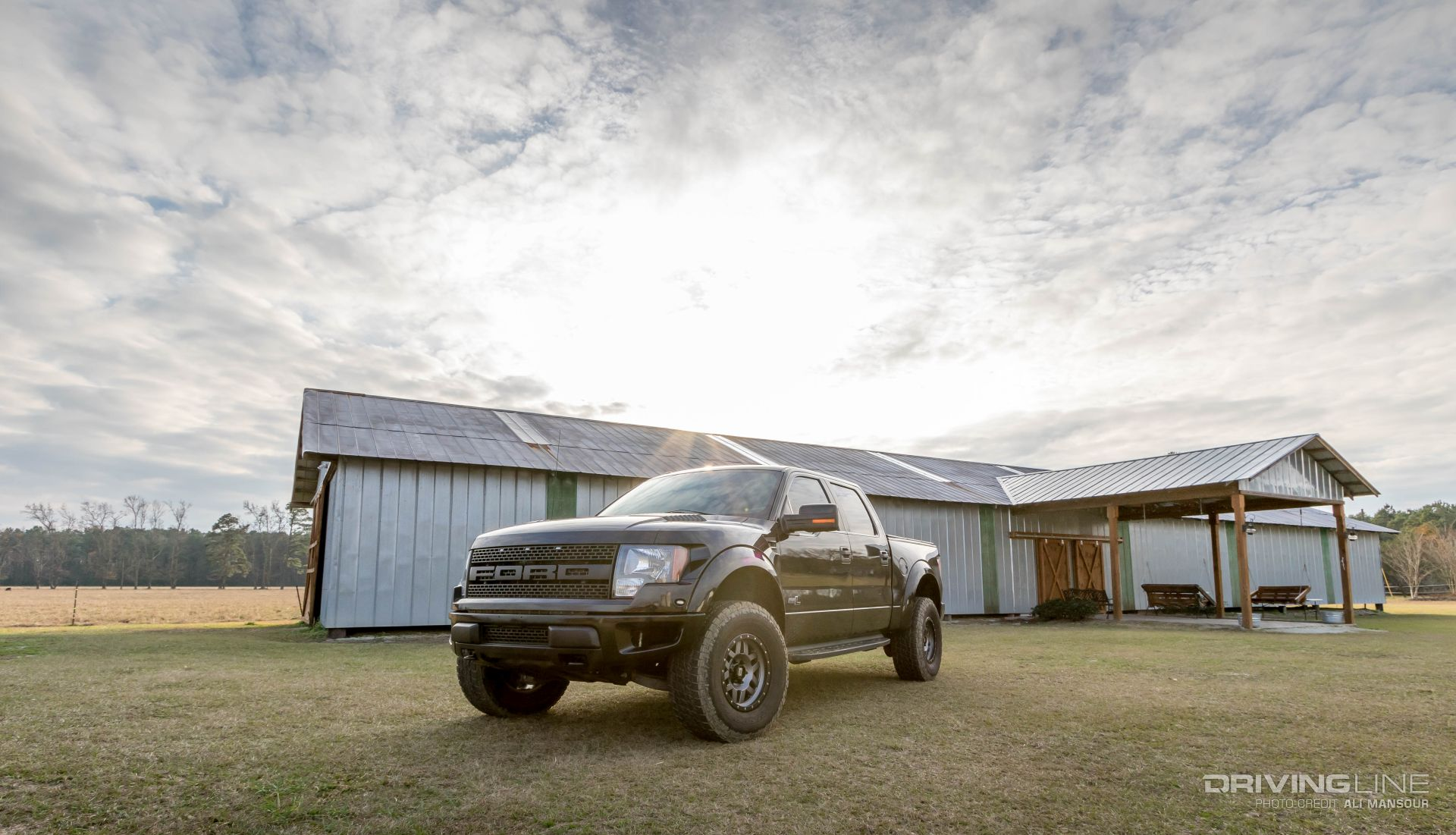 Ford Raptor Kmc Machete Wheels