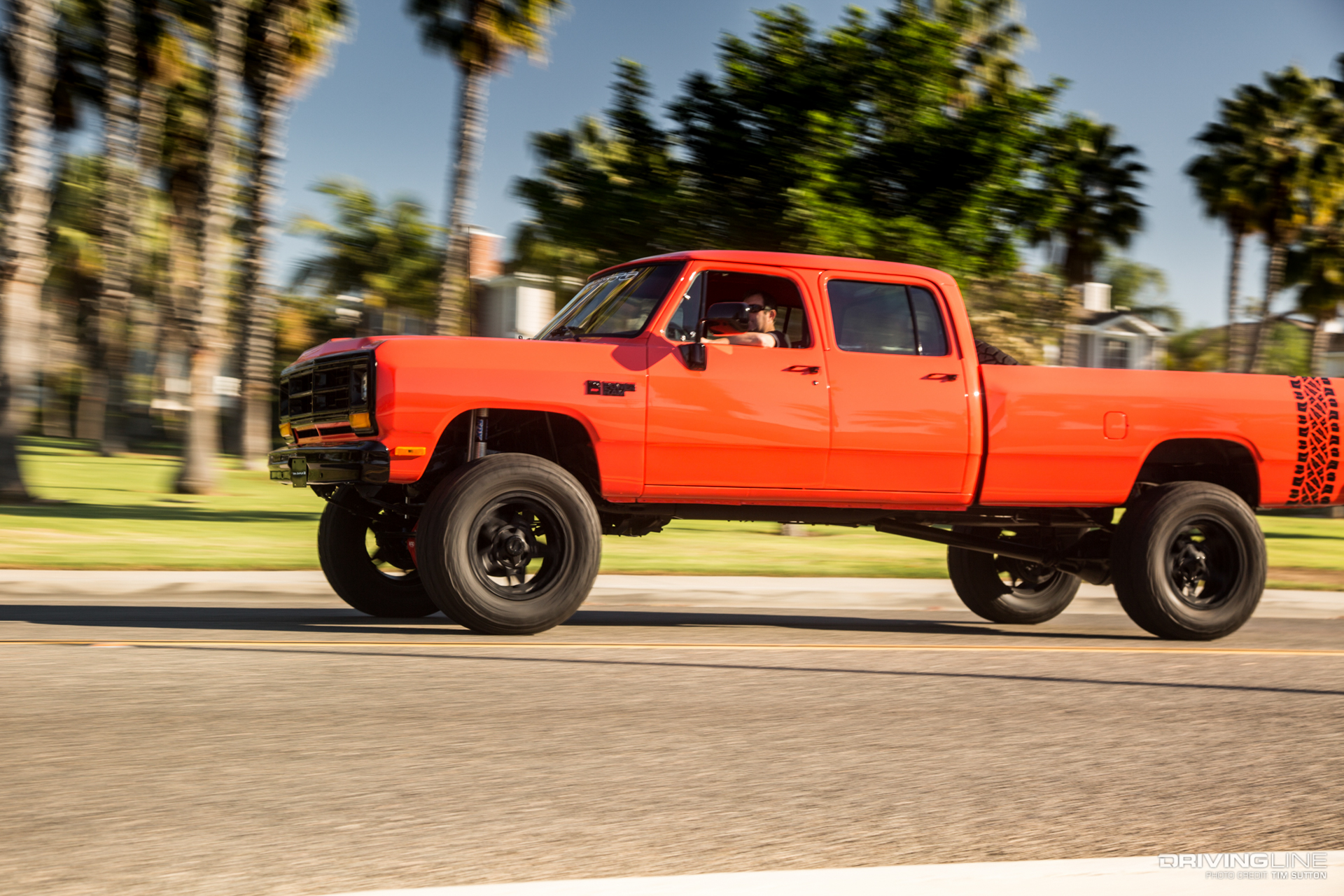 Dodge Ram  Extened Cab Long Bed