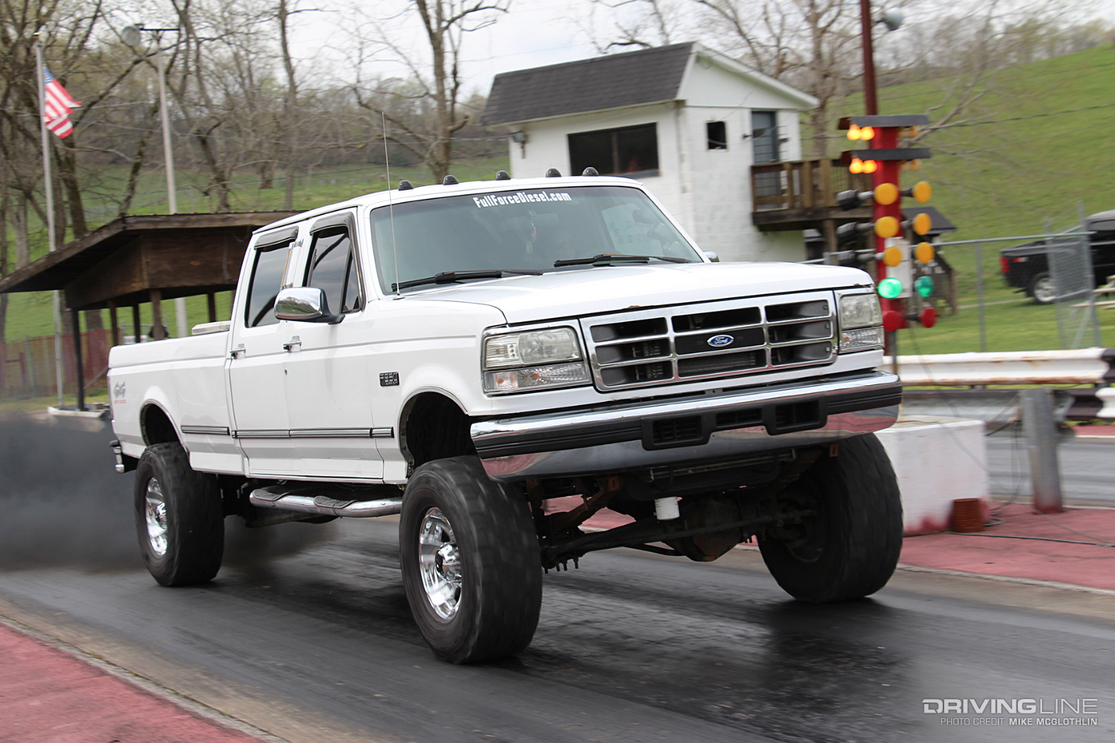 Power Stroke Sleepers 5 Stock Appearing Fords That Pack