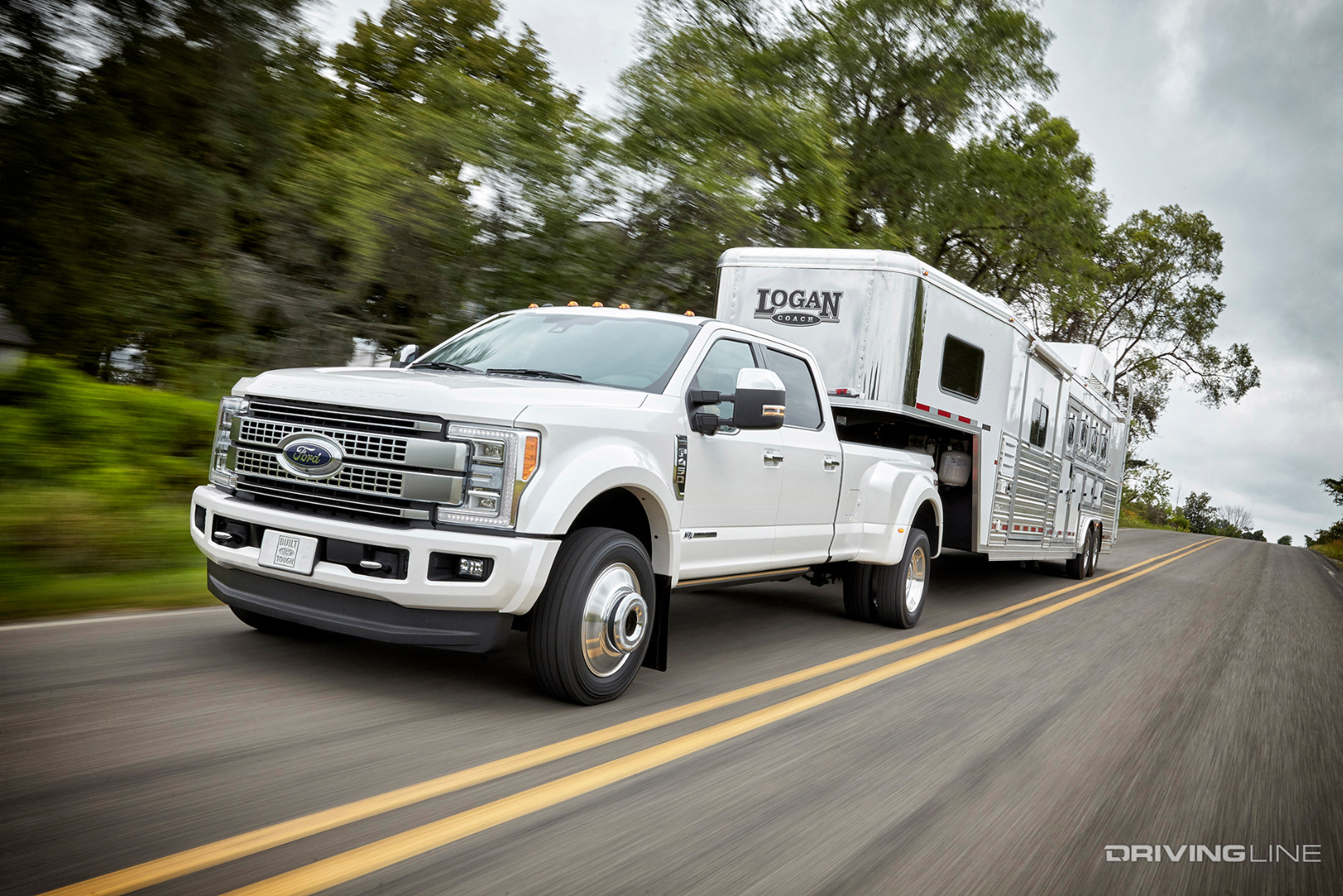 7 reasons why today s diesel pickups are the ultimate tow rigs drivingline. Black Bedroom Furniture Sets. Home Design Ideas