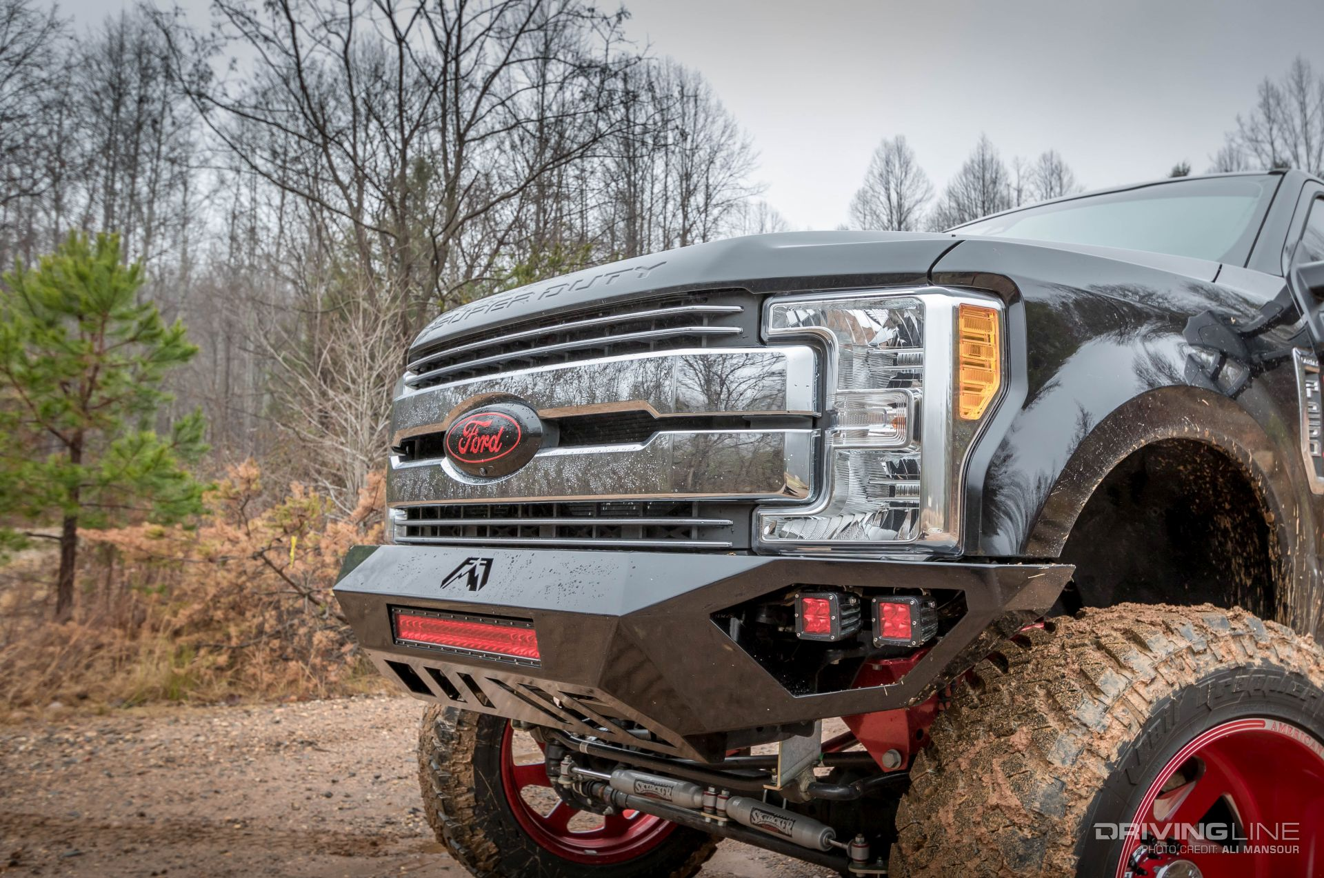 Jeep Leveling Kit >> First to Market: Fab Fours 2017 Ford F-250 | DrivingLine