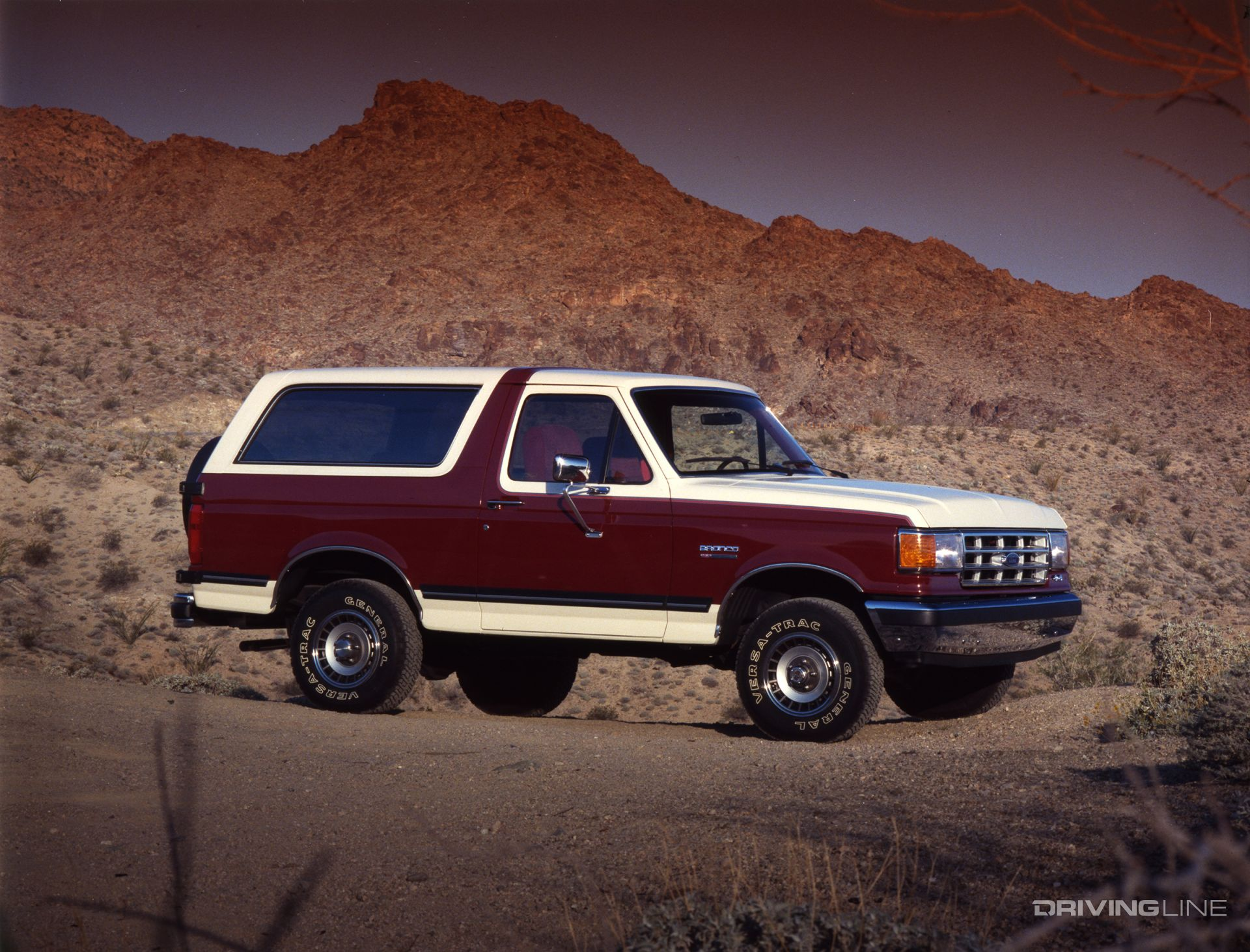 It's Official! The Ford Bronco Is Coming Back in 2020 | DrivingLine