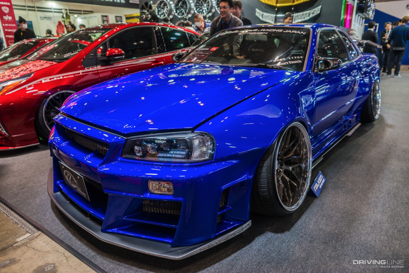 Jdm In Real Life 2017 Tokyo Auto Salon Gallery