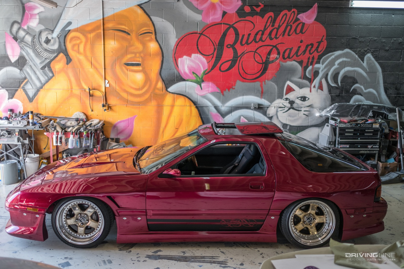 Party Monster: 1988 Mazda RX-7 | DrivingLine