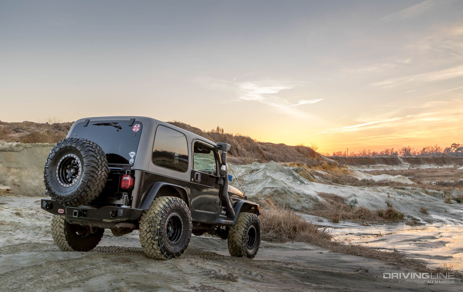 Arb Jeep Wrangler Rear Bumper And Tire Carrier Review
