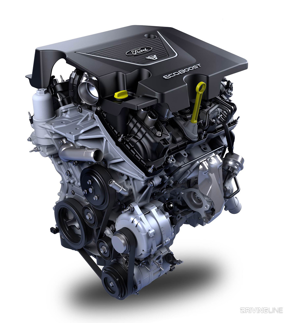 2.7 L Ecoboost V6 >> Ecoboosted Why Ford S Small Cube Forced Induction Mills Are So