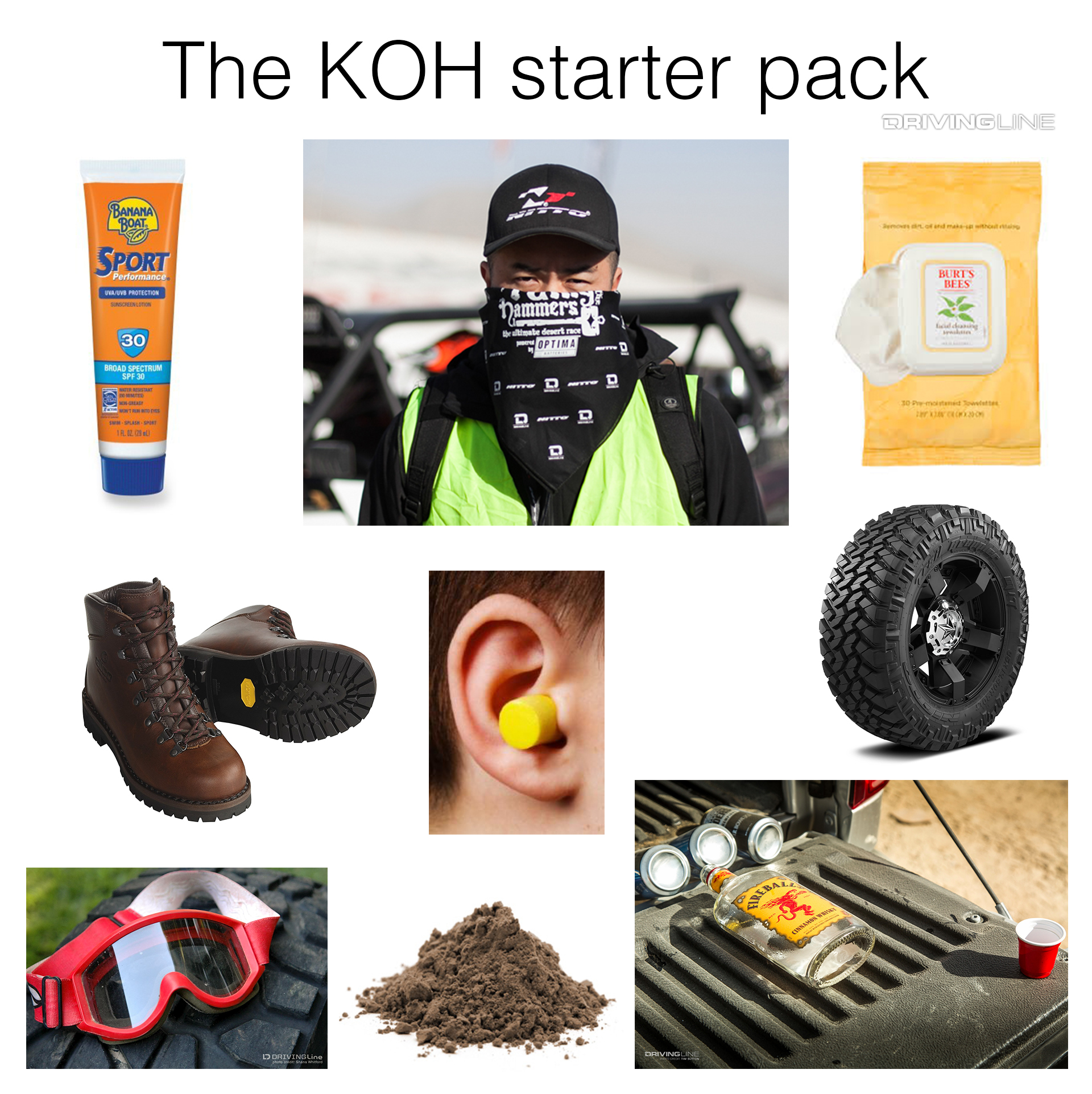 13 Memes That Perfectly Sum Up King of The Hammers ... Diesel Truck Meme