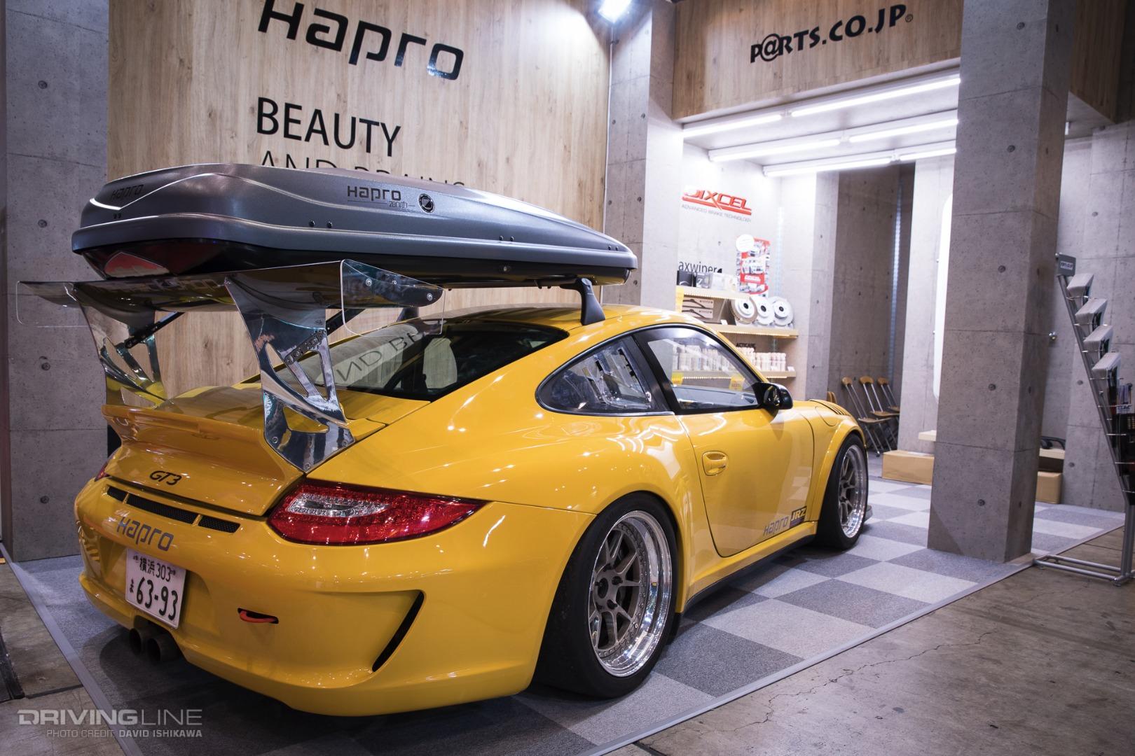 The Check Shop Porsche 997 Gt3 Drivingline