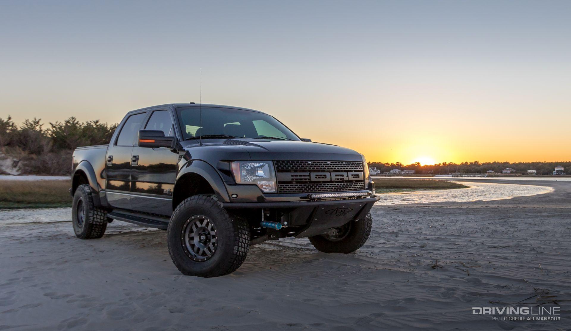 Ford F 150 Raptor Addictive Desert Designs Front Bumper