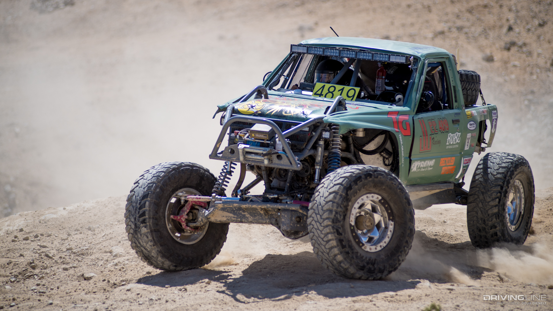 2017 King Of The Hammers Underclassmen Qualifying Gallery