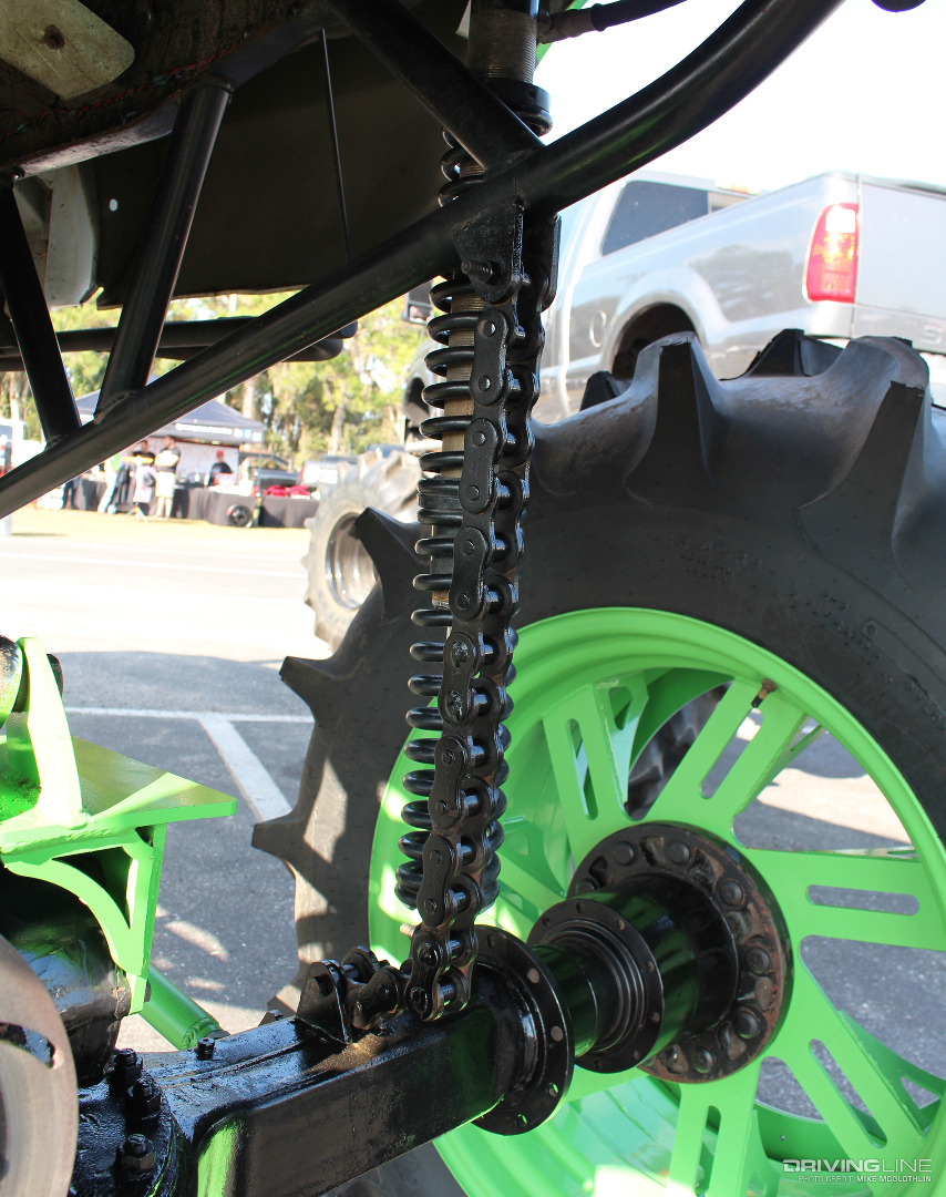 Up Close and Personal With JH Diesel & 4x4's Florida Mega ...