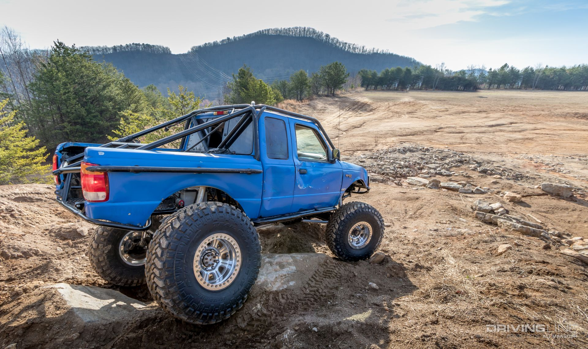 Carolina Axle and 4x4's 1999 Ford Ranger | DrivingLine