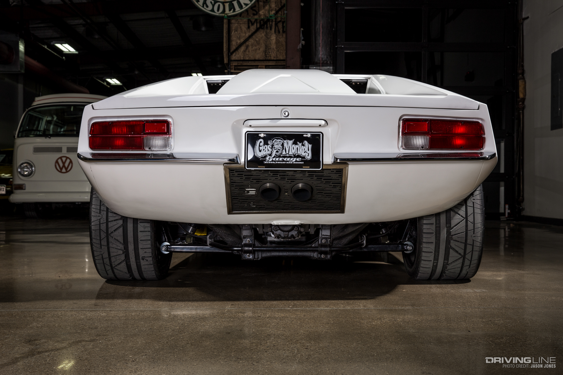 An Ecoboosted Pantera You'll Go Bananas For | DrivingLine