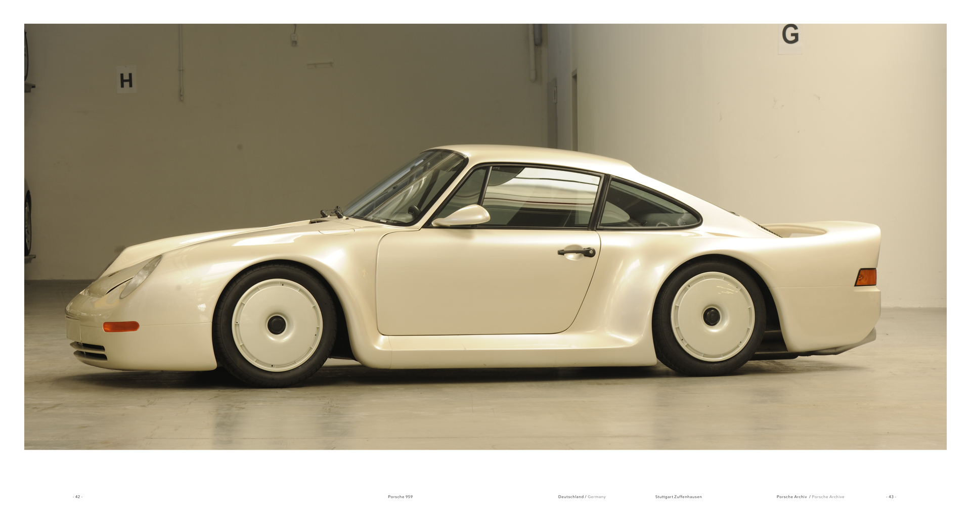 Porsche 959: An Engineering Masterpiece | DrivingLine
