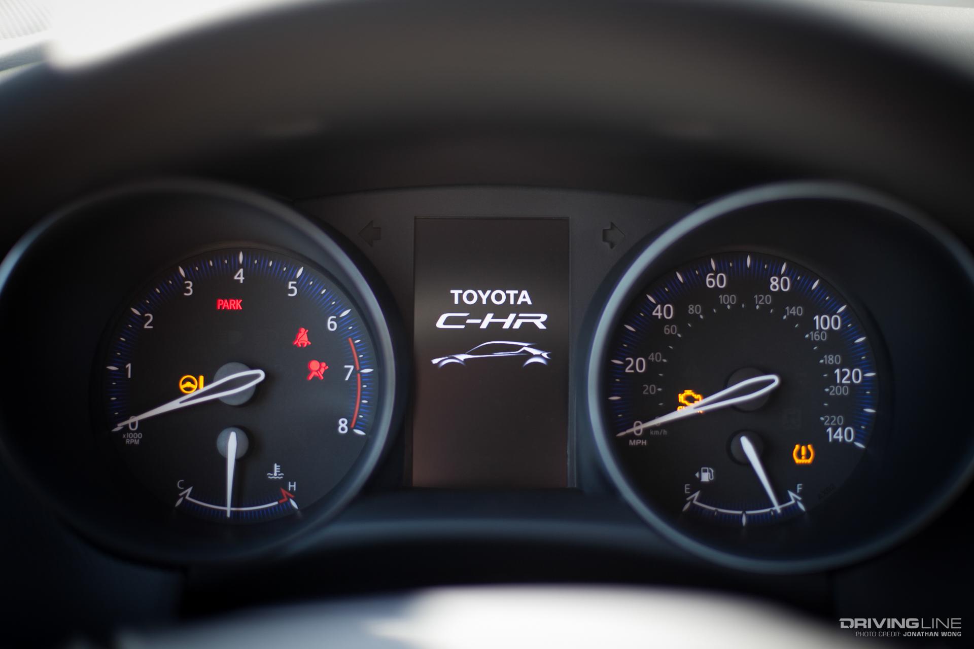 Driven: 2018 Toyota C-HR   DrivingLine
