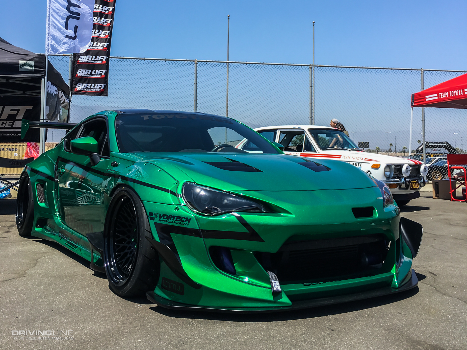 9 Cars From Overseas That Wear The Color Green Like A