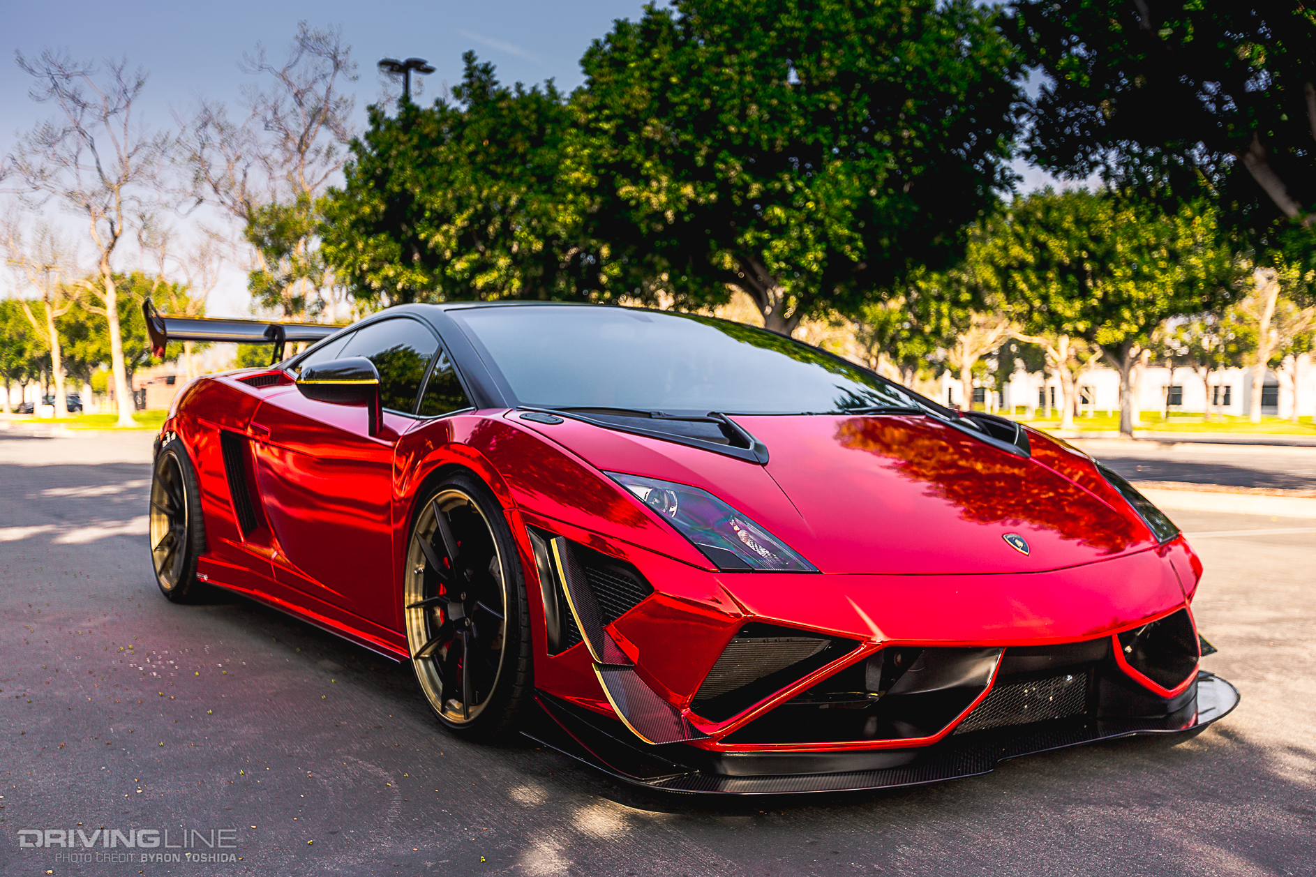 Beware the Irontoro Lamborghini Gallardo LP 570-4 ...