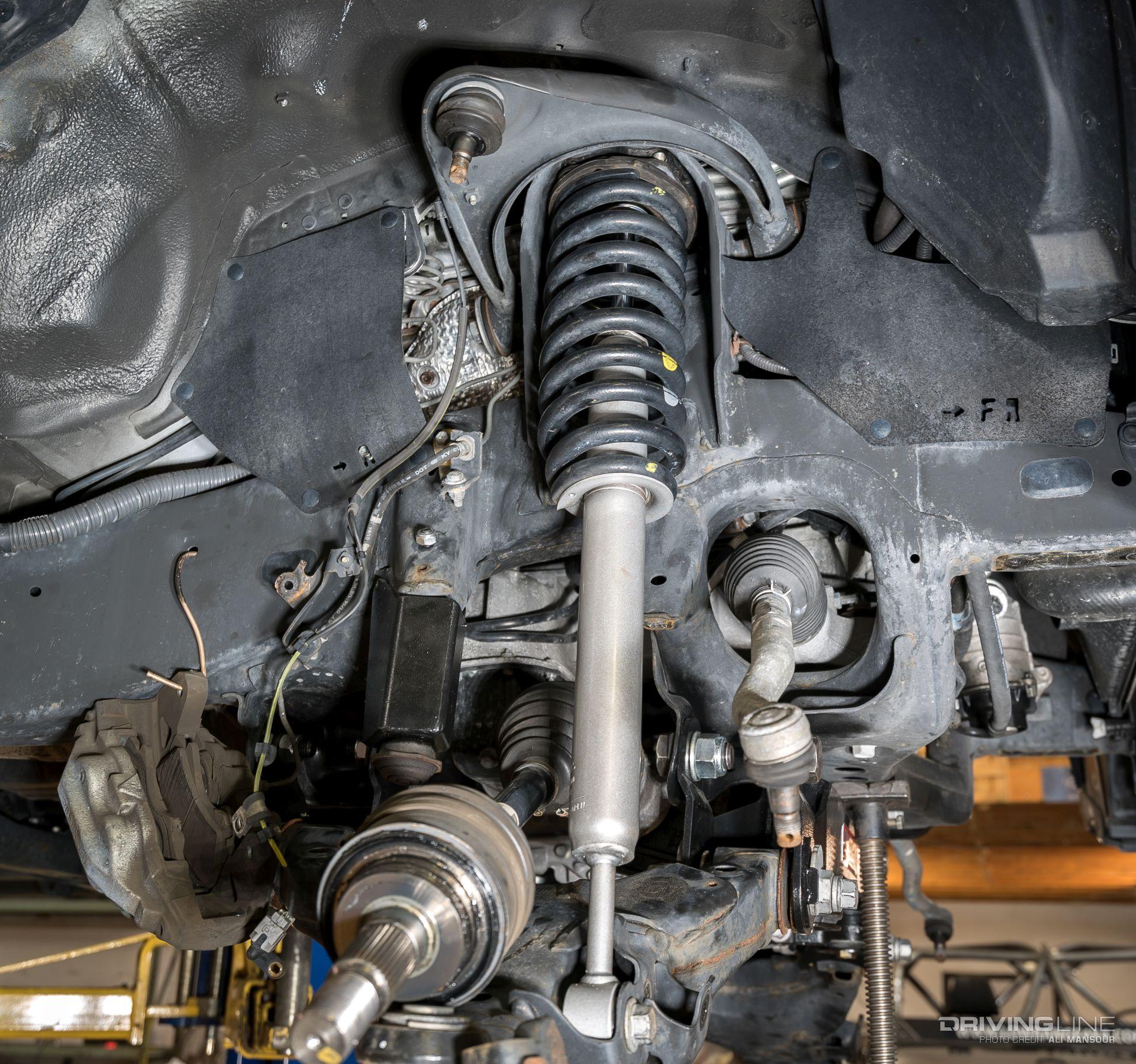 2017 Tundra Diesel >> 2014 Toyota Tundra Skyjacker 6-inch Lift Review | DrivingLine
