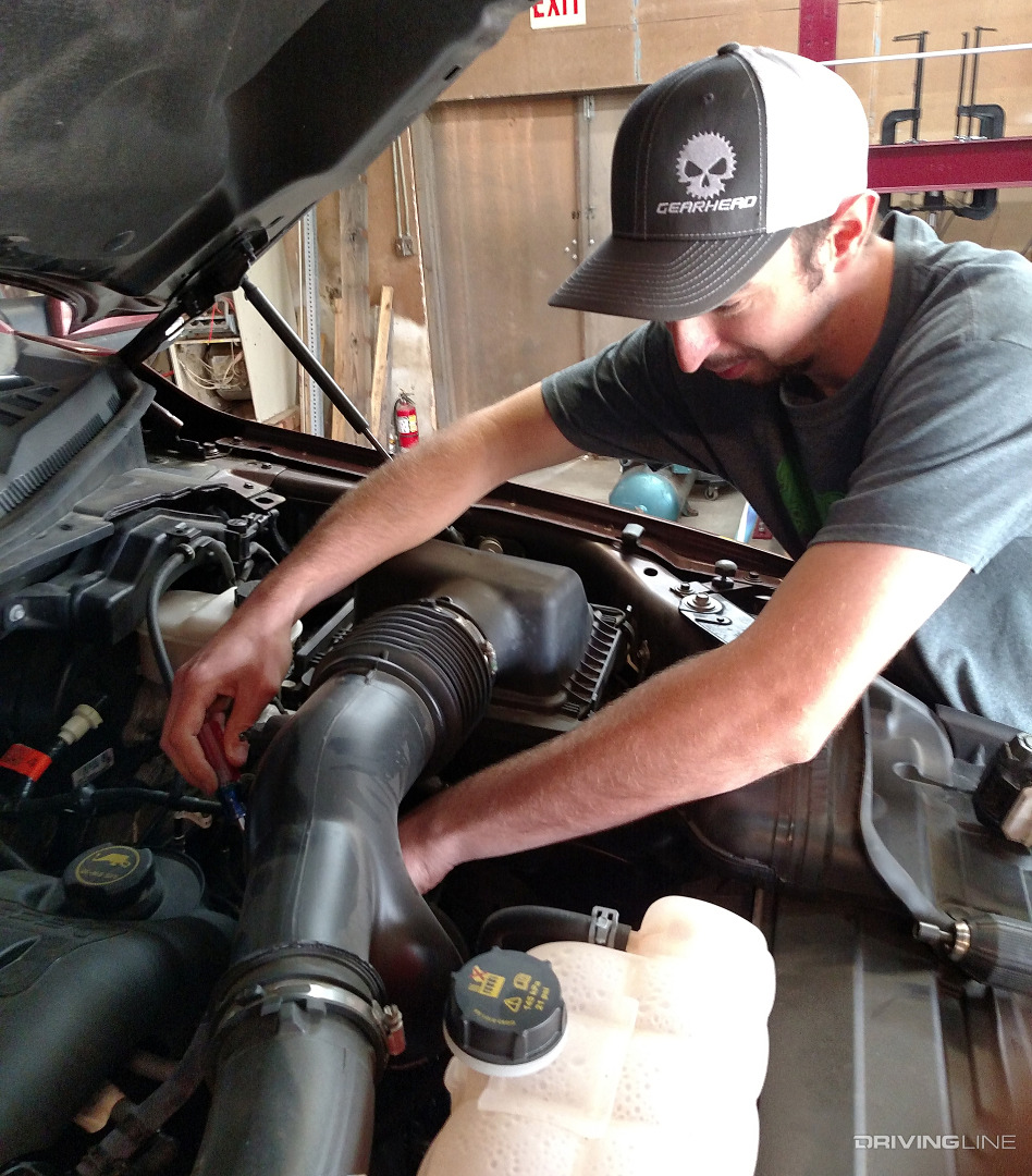 EcoBoosted: Adding an Easy 60 HP to Ford's Twin-Turbo 3 5L V6