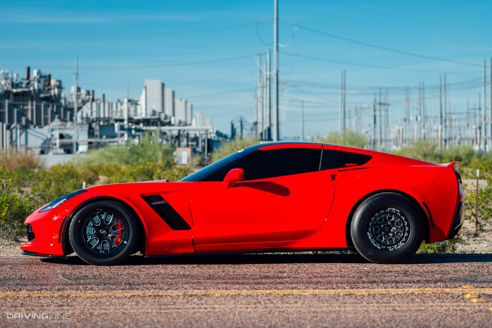 Sinister C7 Over 1 000 Horses Of Daily Driven American
