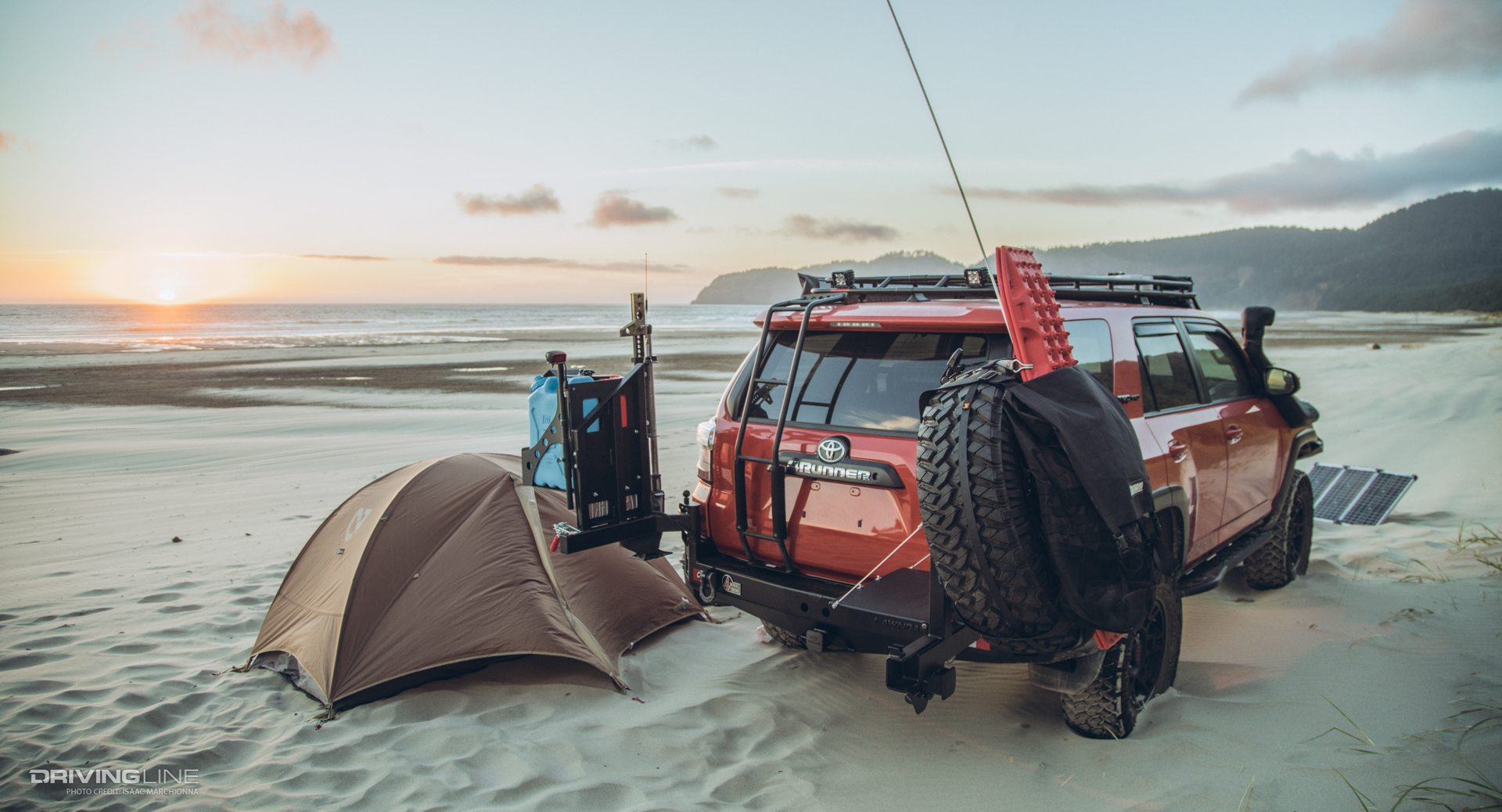 4Runner Trd Off Road >> Celebrating Wanderlust With an Overlanding-Equipped Toyota ...