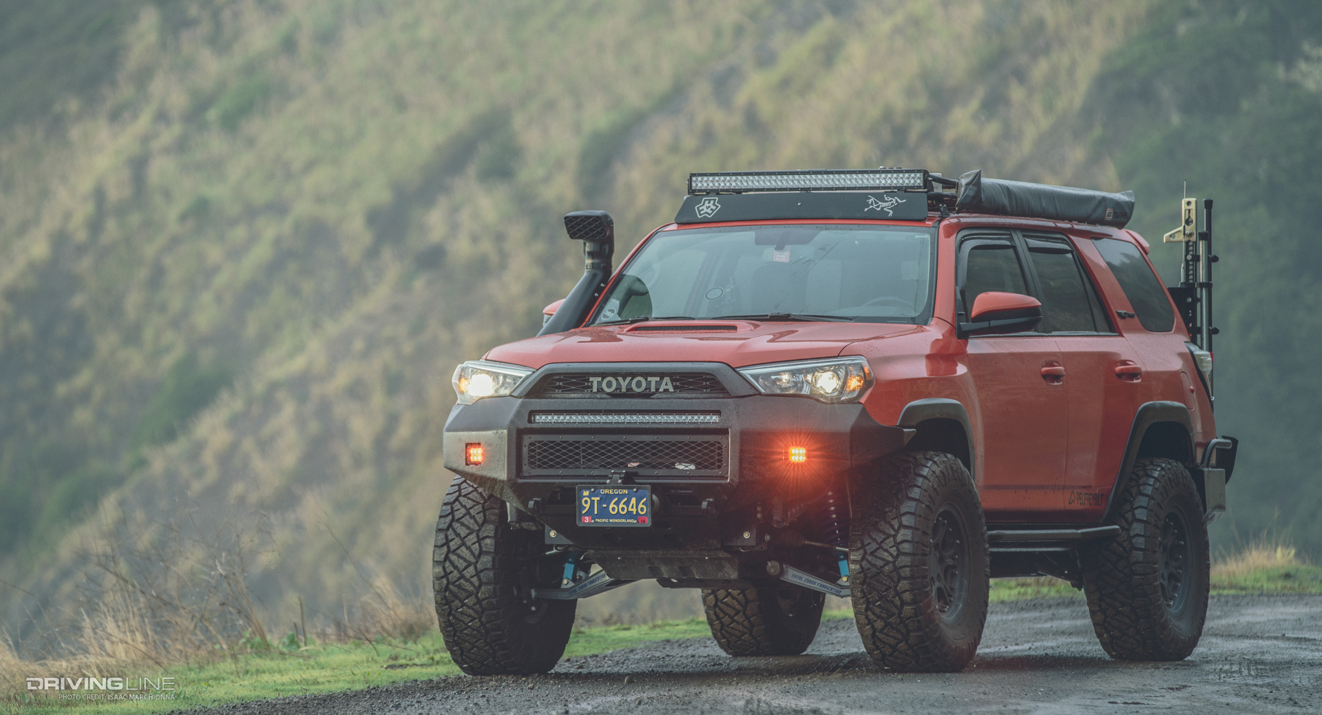 Celebrating Wanderlust With An Overlanding Equipped Toyota
