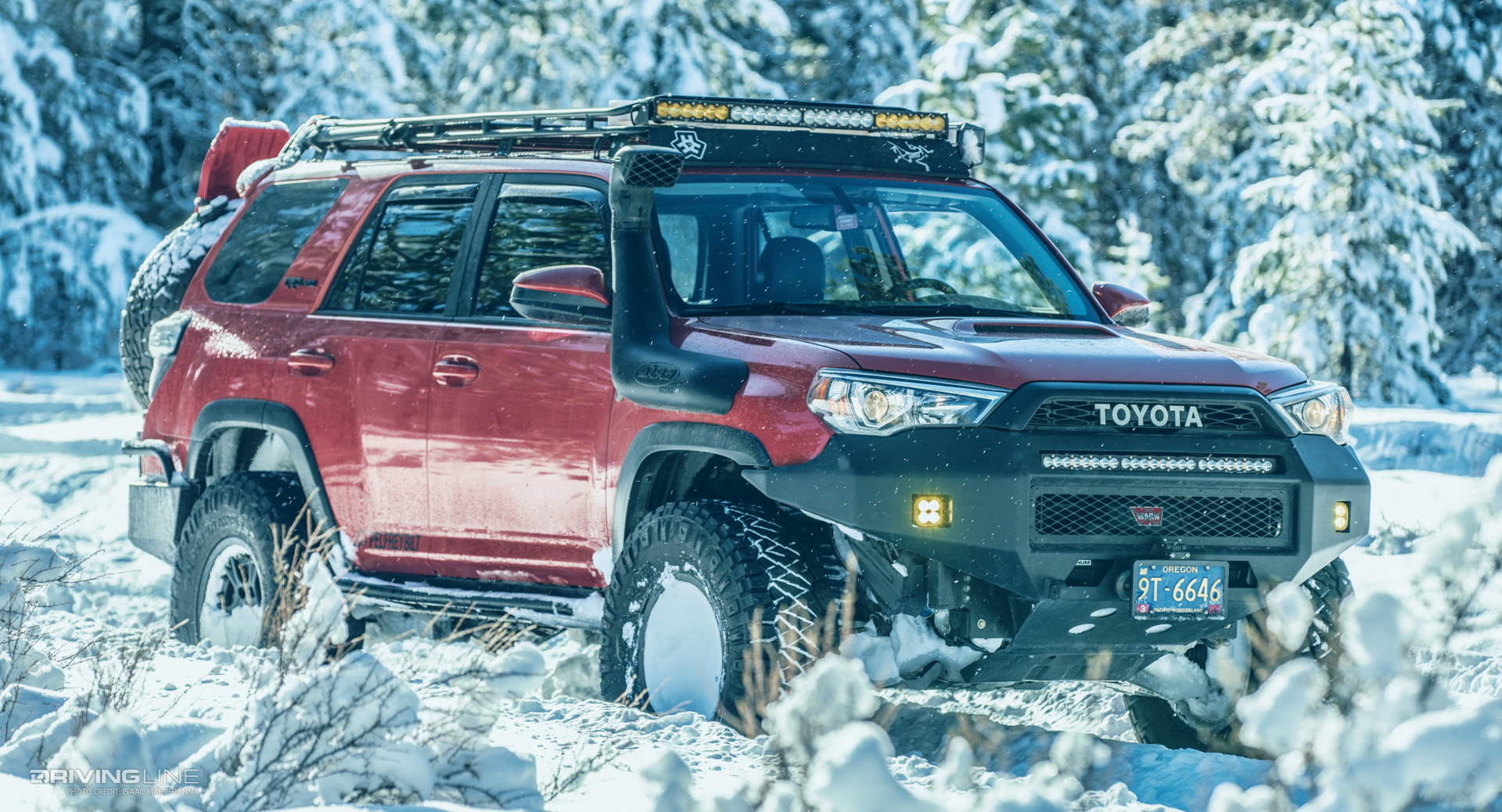 Celebrating Wanderlust With an Overlanding-Equipped Toyota 4Runner