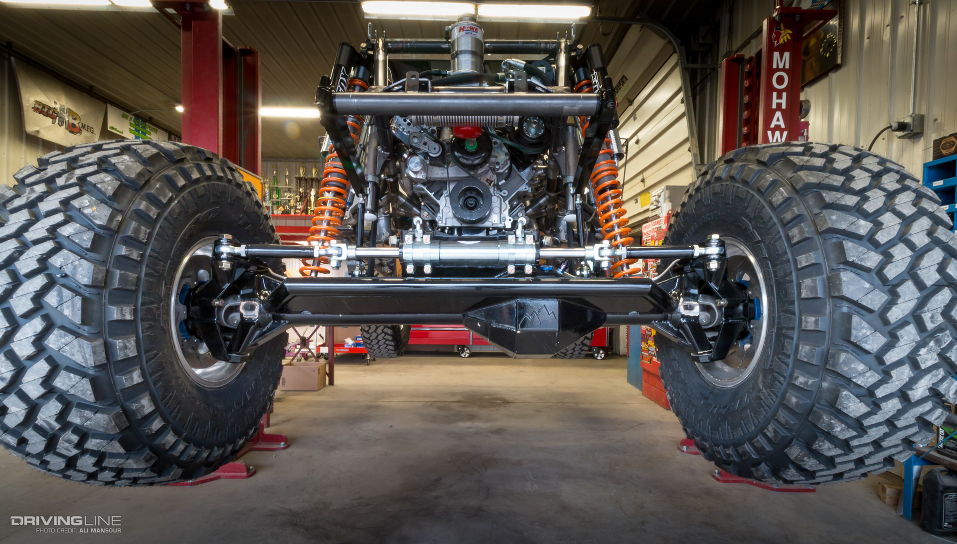 Cj7 Jeep For Sale >> Built for a King: Big B Motorsports LS Buggy | DrivingLine