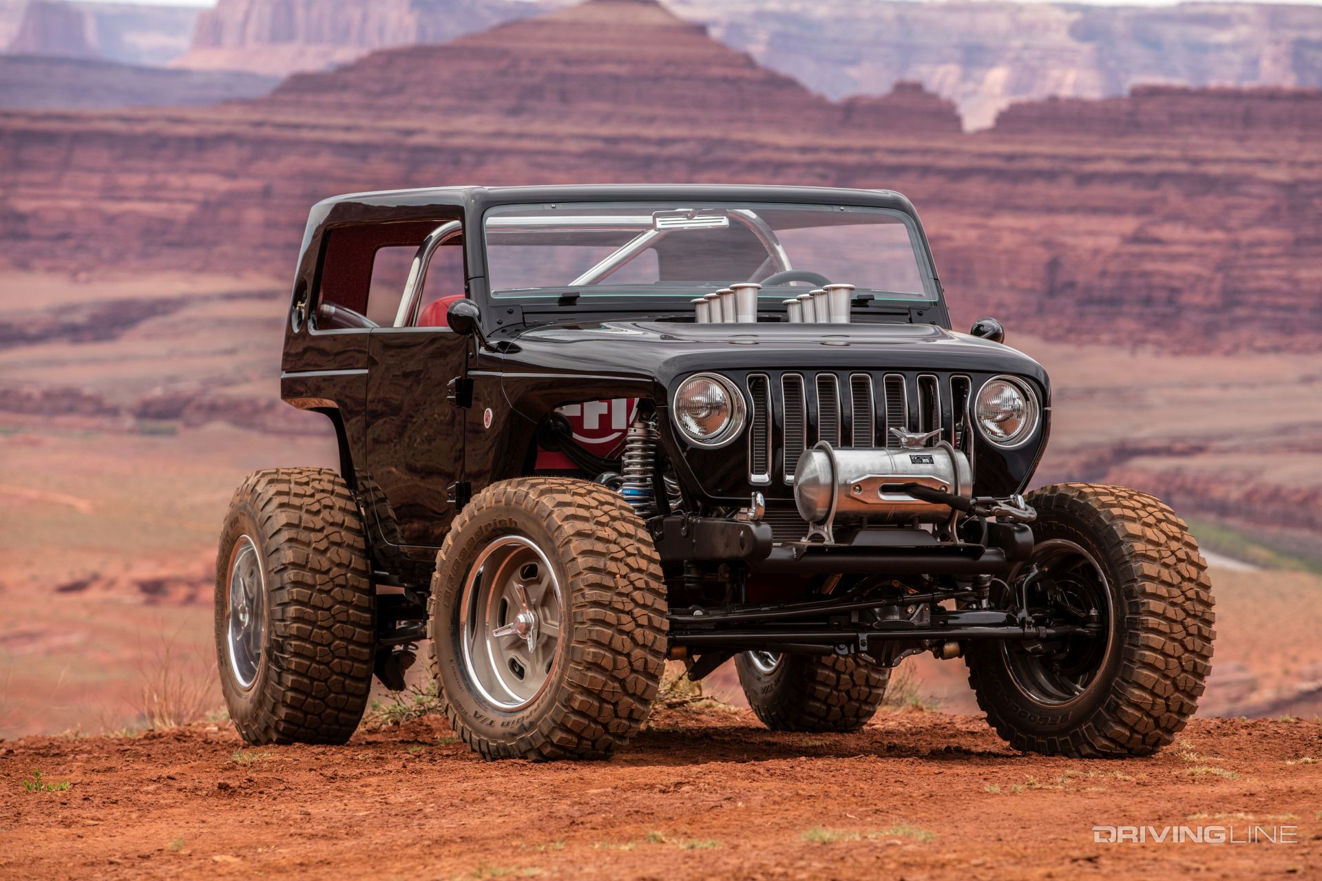 2017 Jeep Concept Vehicles >> 2017 Jeep Concept Vehicle Ride & Drive [Video] | DrivingLine