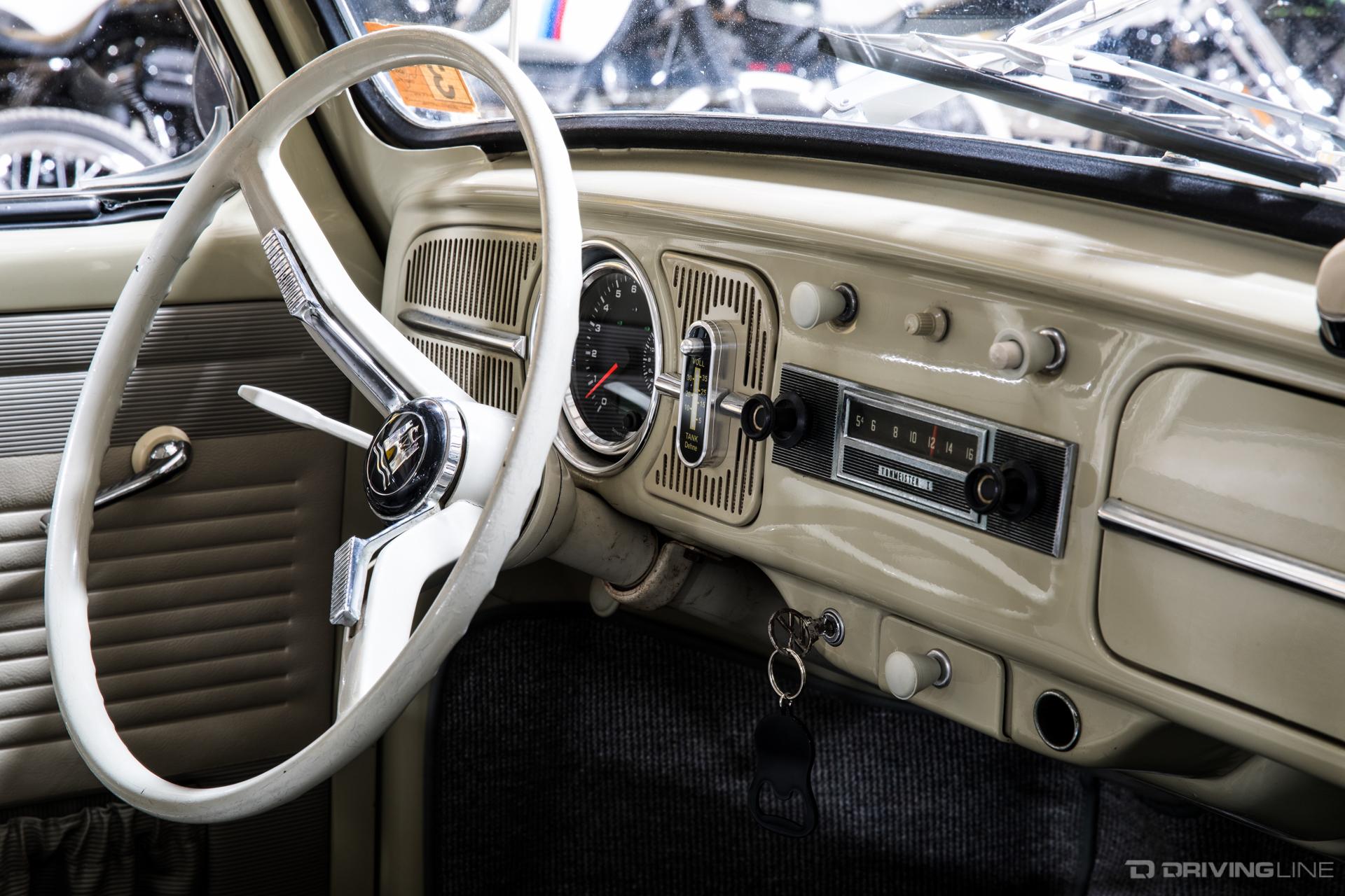 Hot Rod Bug: Gas Monkey Garage's 1965 Volkswagen Beetle | DrivingLine