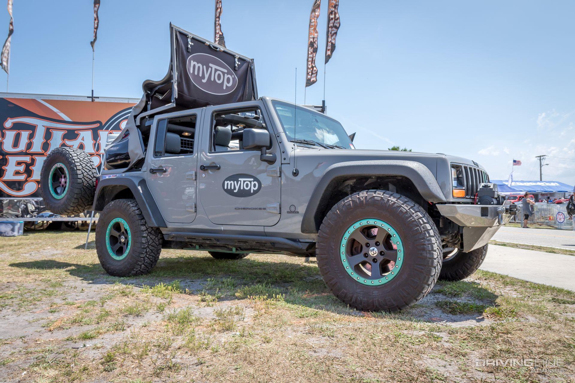 Myrtle Beach Jeep >> Jeep Beach 2017 [Mega Gallery] | DrivingLine