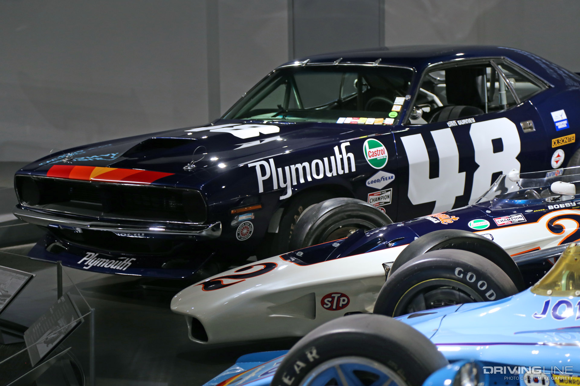 Carroll Shelby Museum >> All American Hero: The Petersen Pays Tribute to Dan Gurney and AAR   DrivingLine