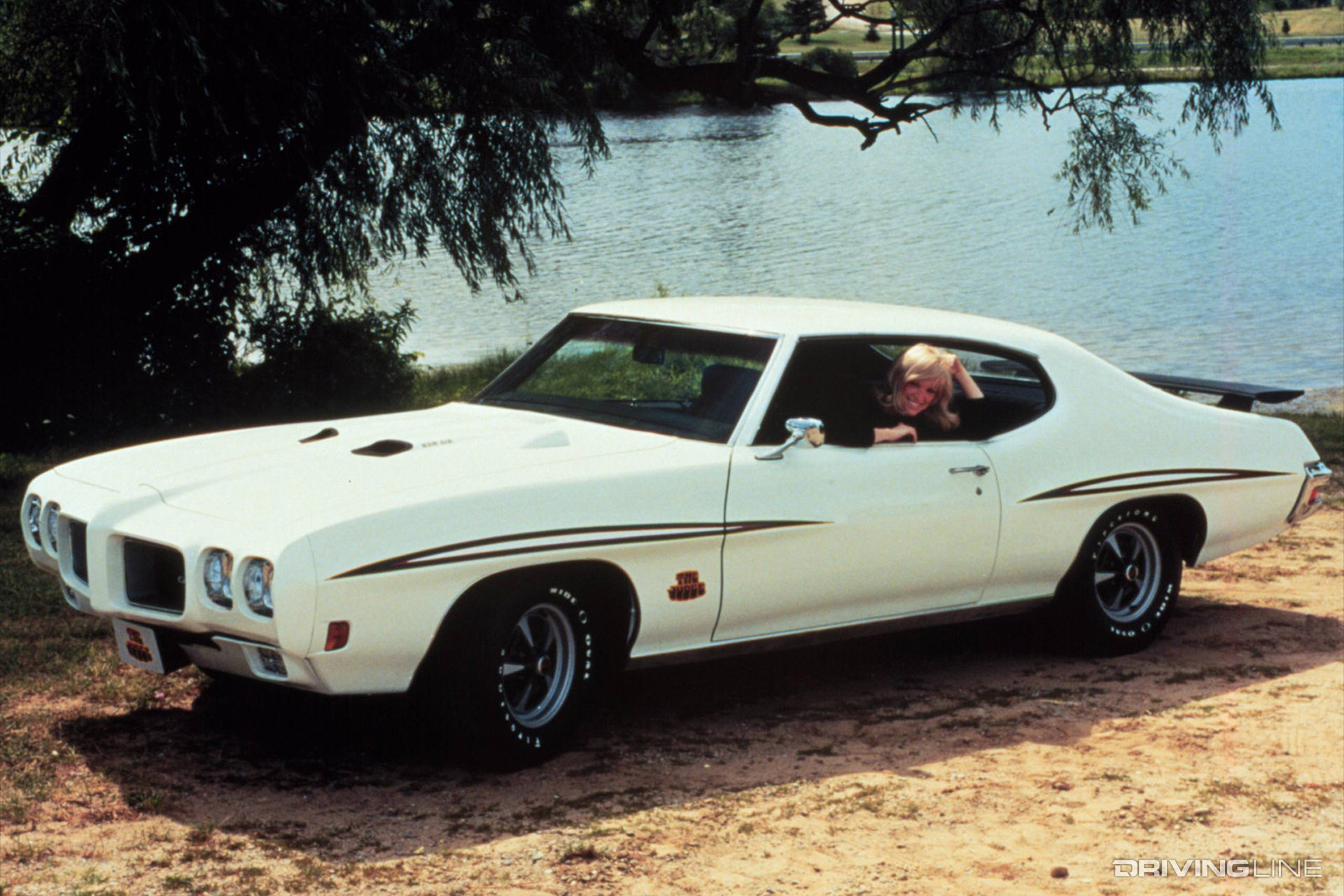 The First Muscle Car Pontiac Gto Through The Years