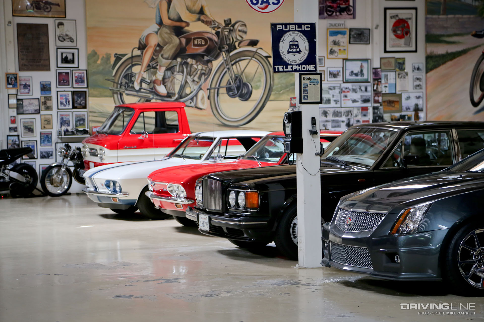 Jay Leno Garage : Things that may surprise you if you visit jay leno s garage
