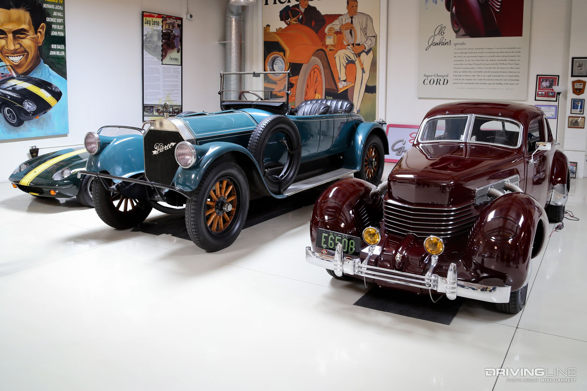 Things That May Surprise You If You Visit Jay Leno S Garage