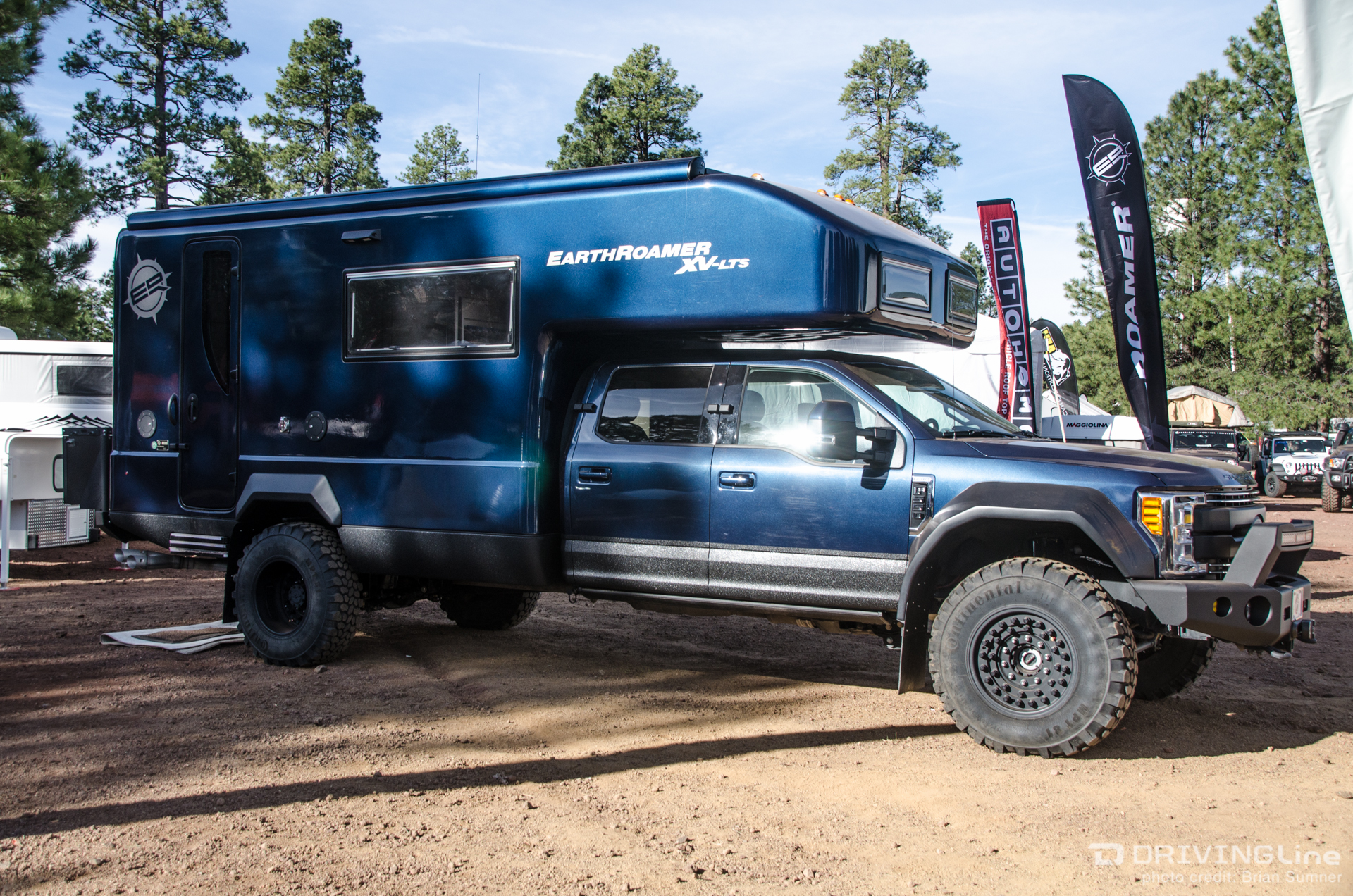 Ford Expedition Diesel >> 10 Rigs From Overland Expo That Will Make You Want to Sell Your House | DrivingLine