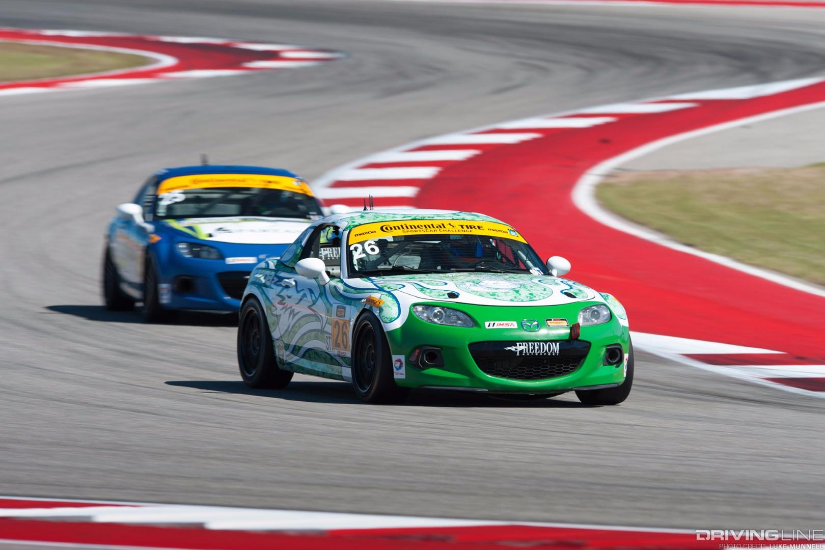 IMSA COTA 2017: Why Sportscar Racing Rocks | DrivingLine