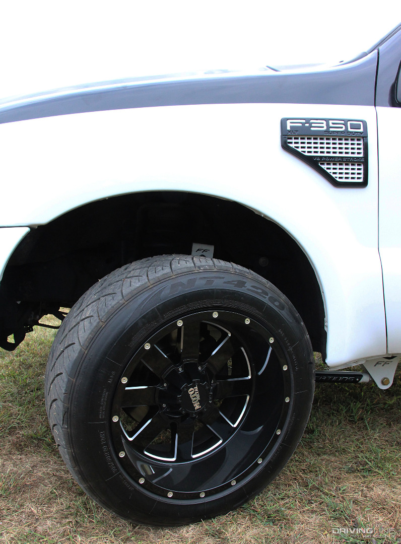 Tires Easy Reviews >> Diesel Truck Owners Choose Nitto 420S to Dominate the Street and 'Strip | DrivingLine