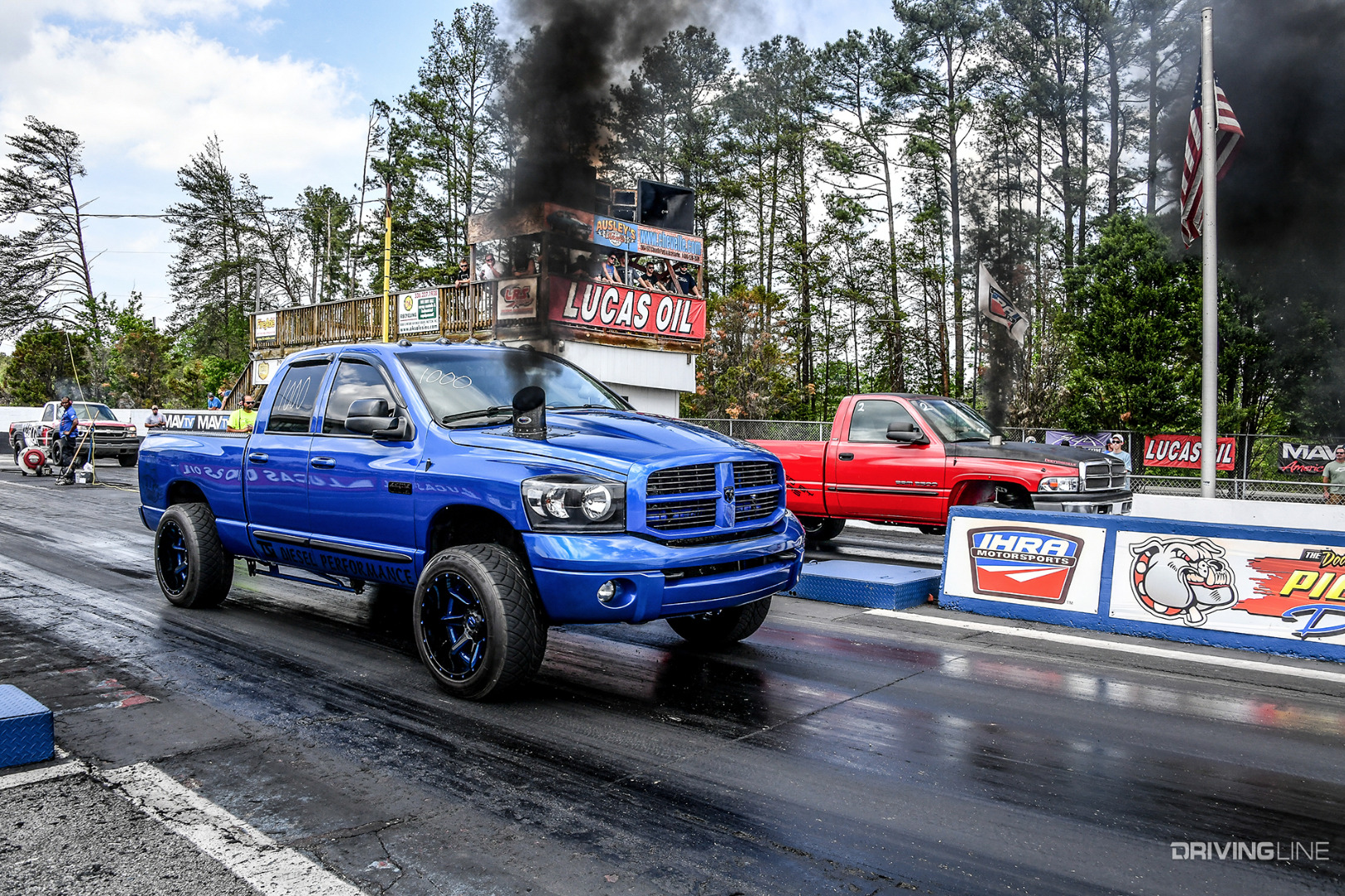 Diesel Truck Owners Choose Nitto 420S to Dominate the Street and 'Strip | DrivingLine