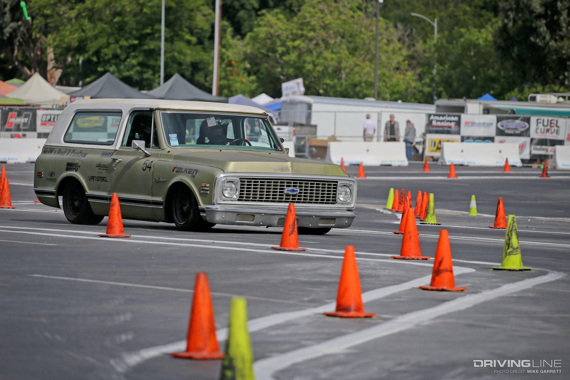 Muscle And Mayhem At Goodguys Autocross