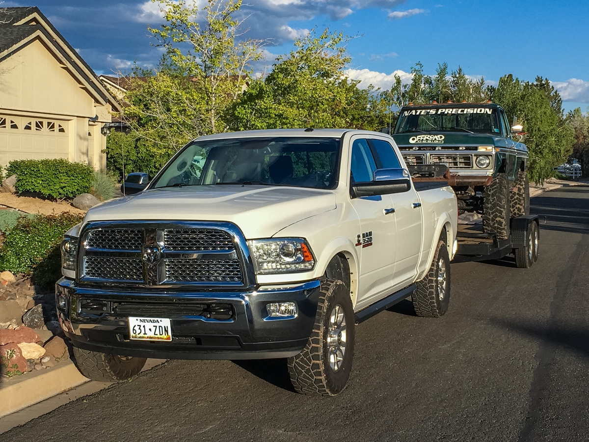 Upgrading a Late-Model Ram for Tow and Go | DrivingLine