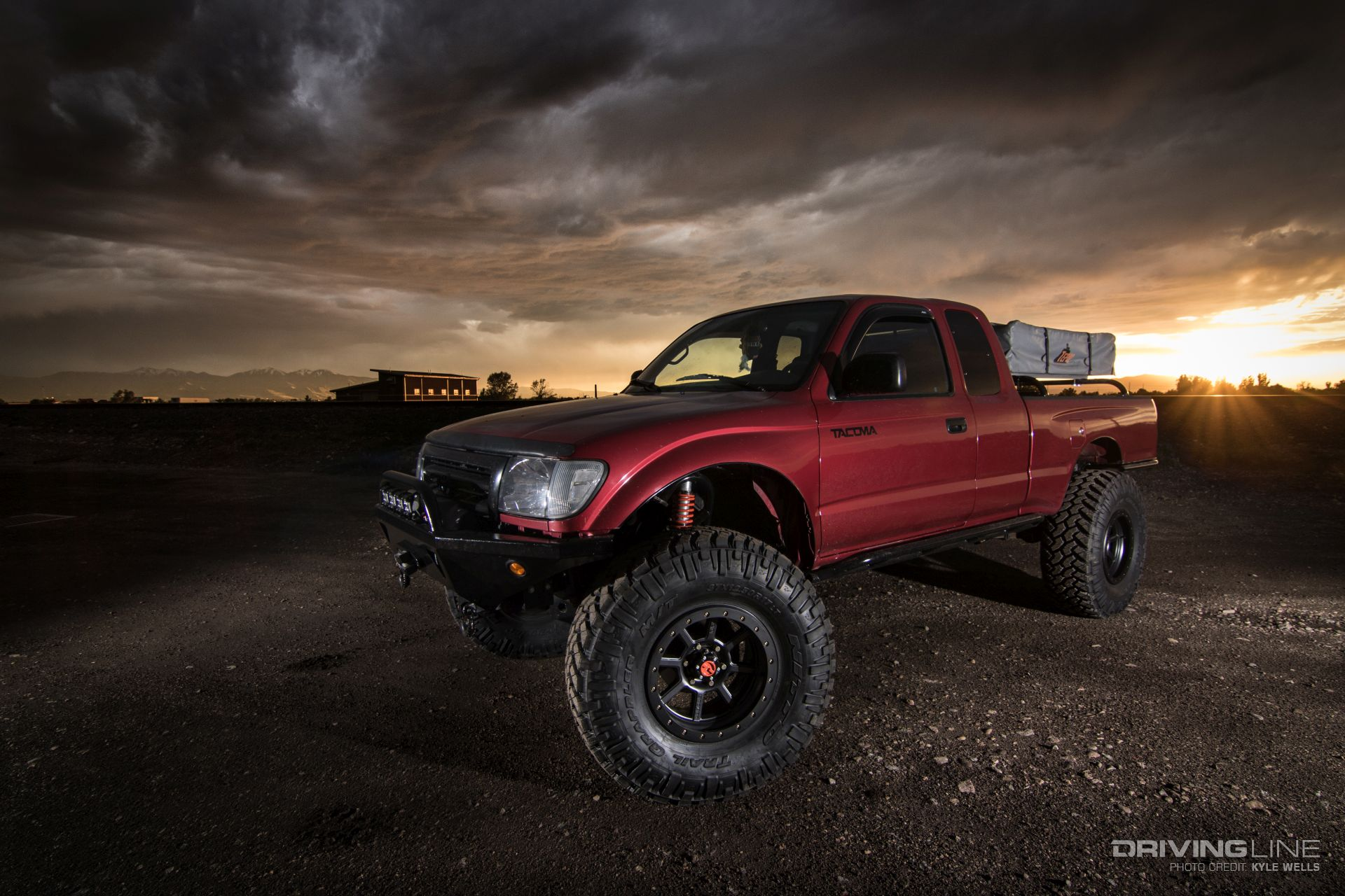 Supreme Taco A Solid Axle 2000 Toyota Tacoma Built To