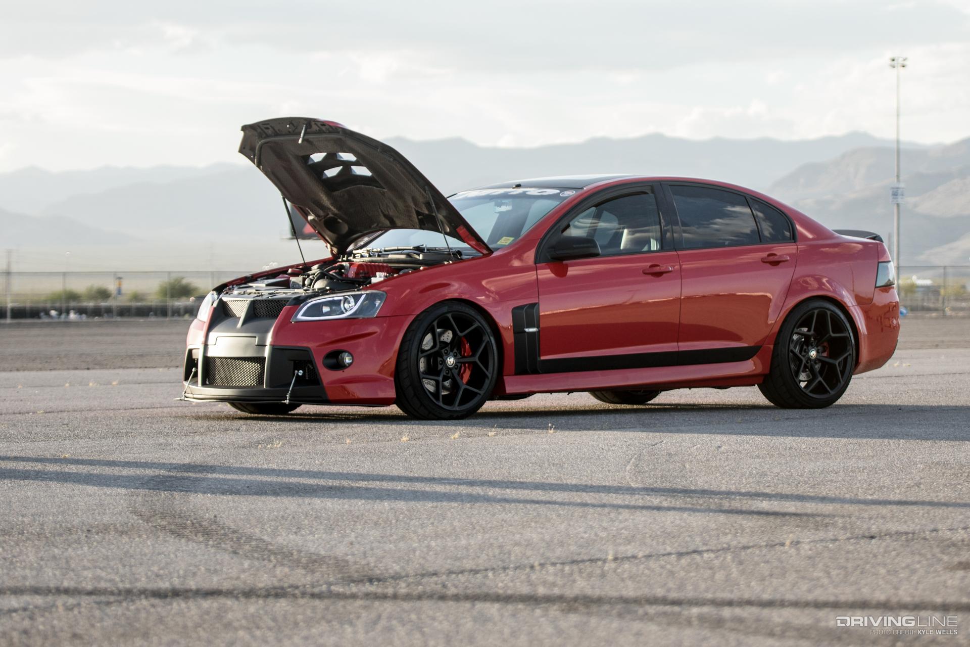 Aussie Beast: A 950HP, Holden-Converted Pontiac G8 | DrivingLine