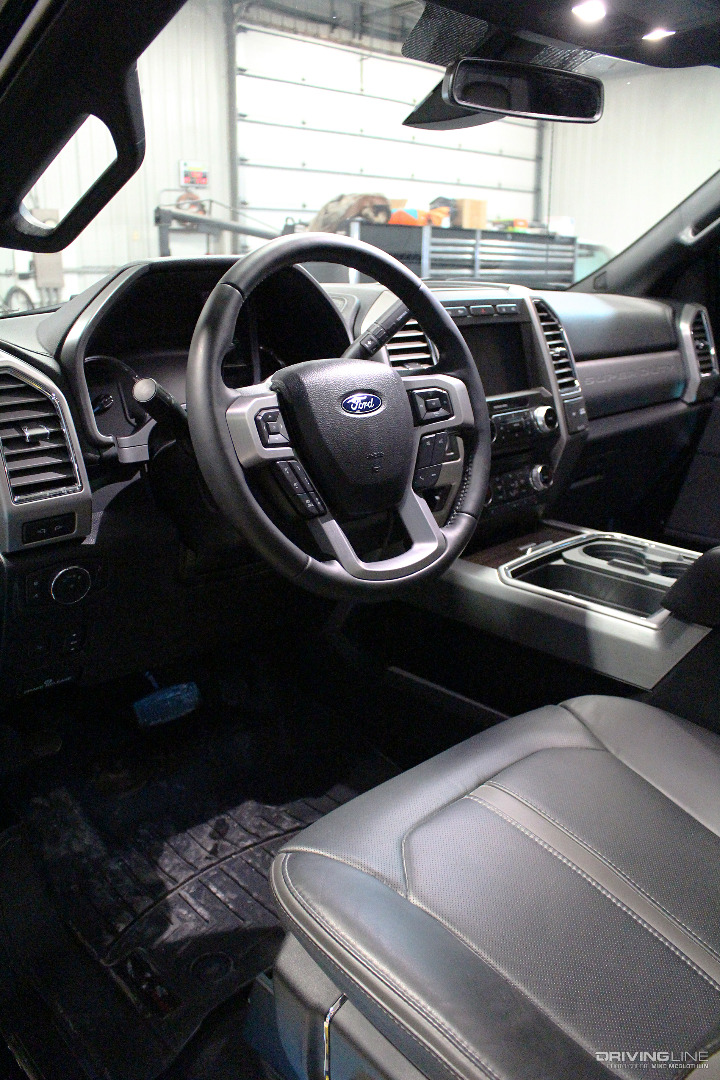 Driven: 2017 Ford F-350 Super Duty | DrivingLine
