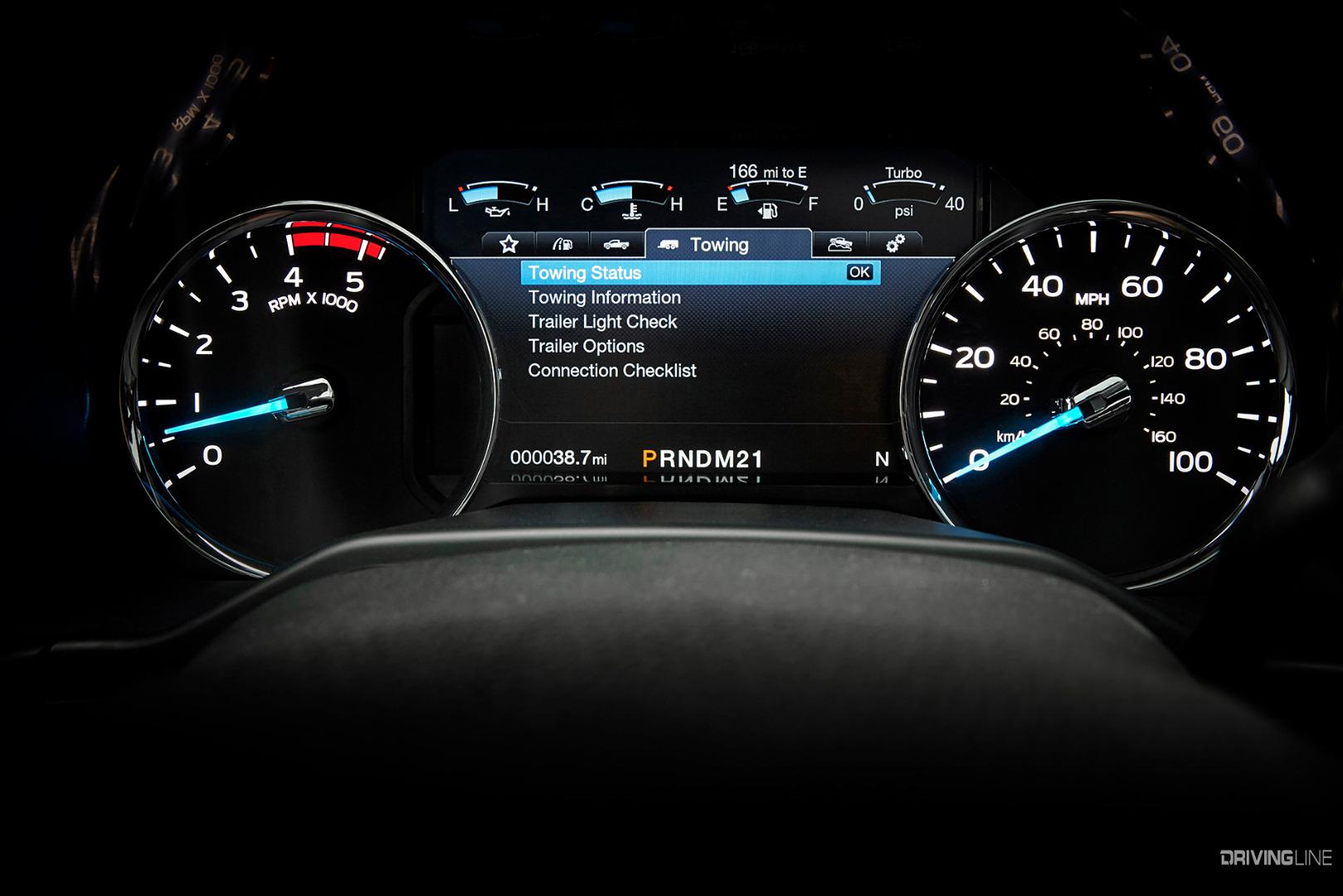 Driven 2017 Ford F 350 Super Duty Drivingline