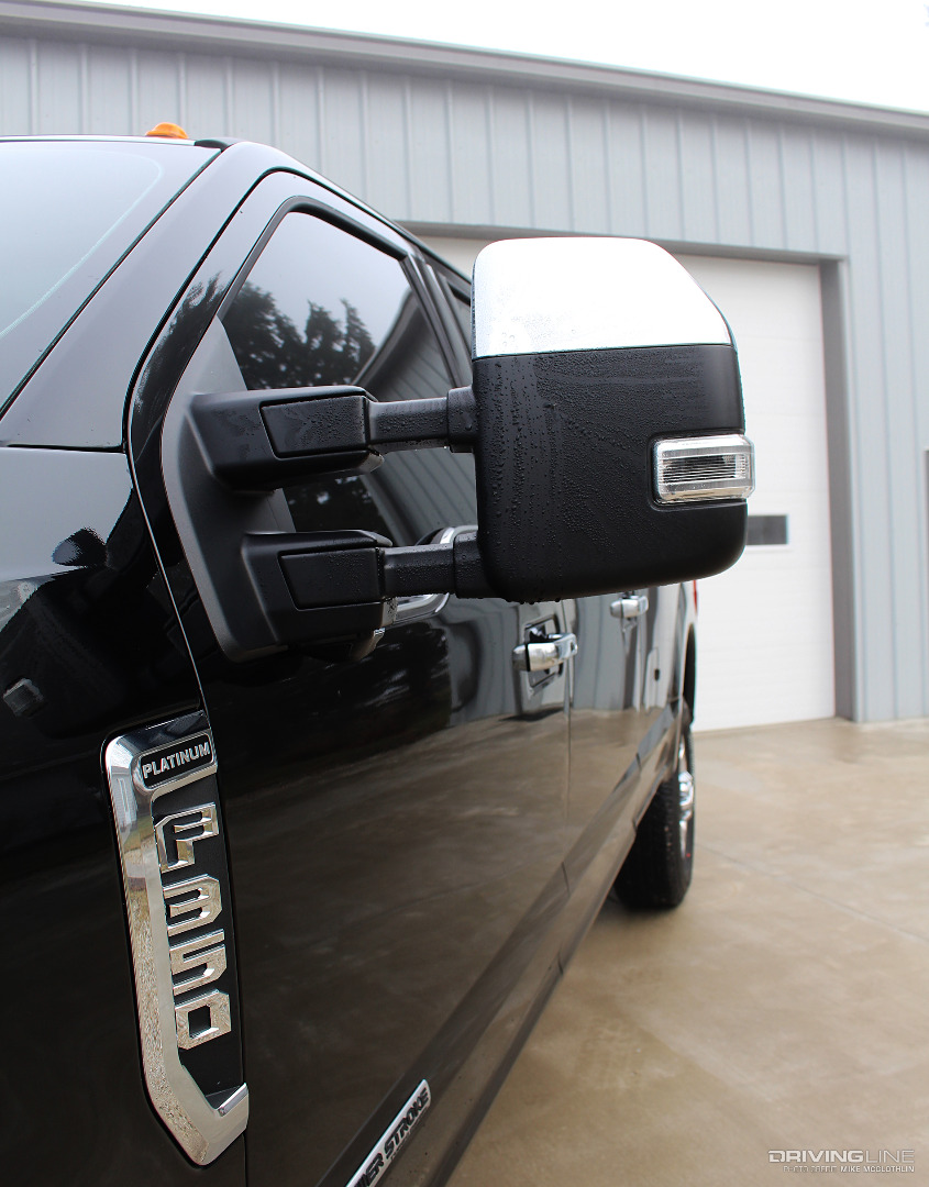 Ford F Super Duty Side View Mirror